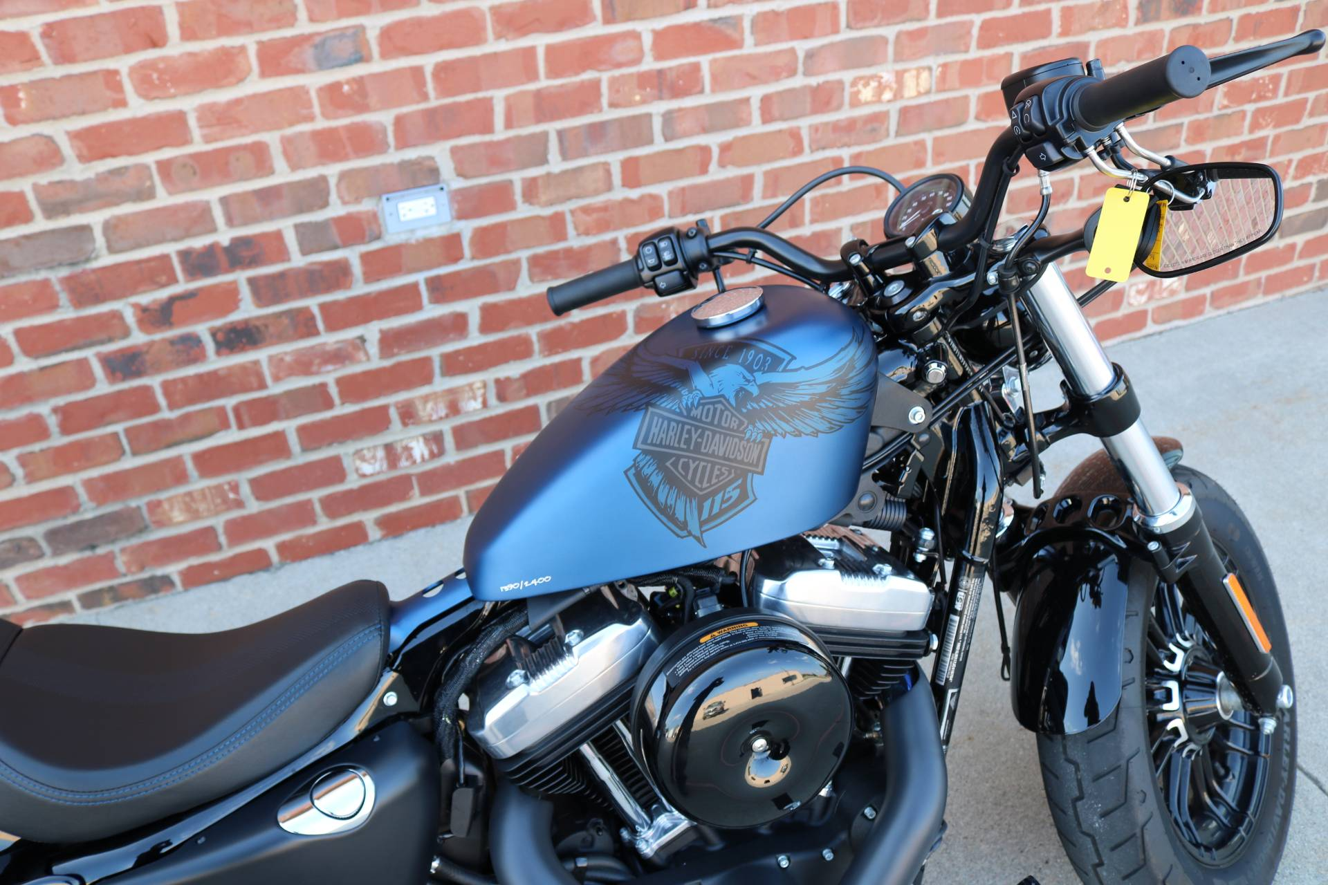 2018 Harley-Davidson 115th Anniversary Forty-Eight® in Ames, Iowa - Photo 6