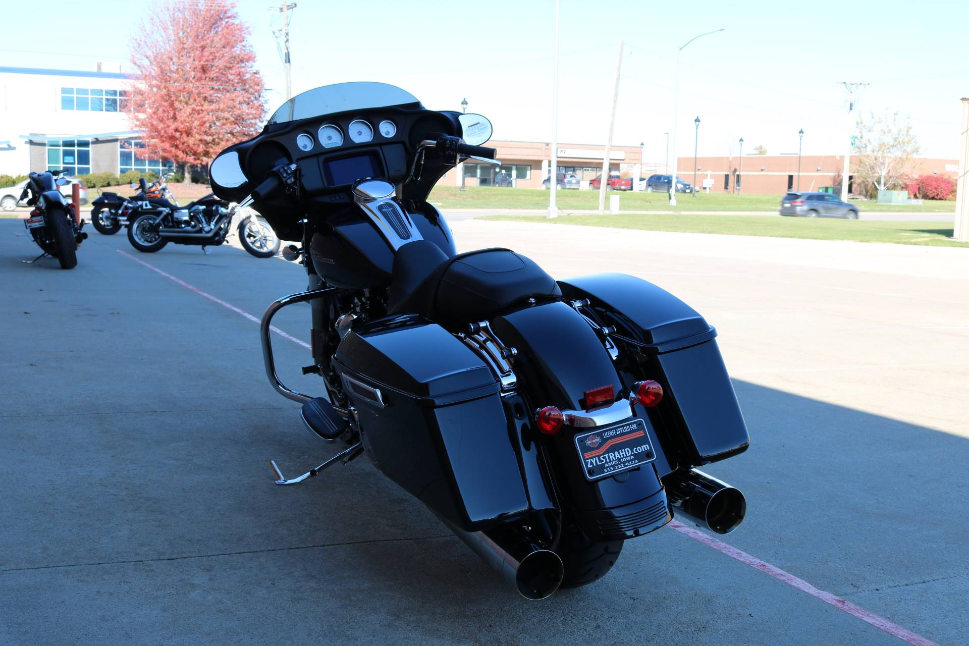 2020 Harley-Davidson Street Glide® in Ames, Iowa - Photo 16