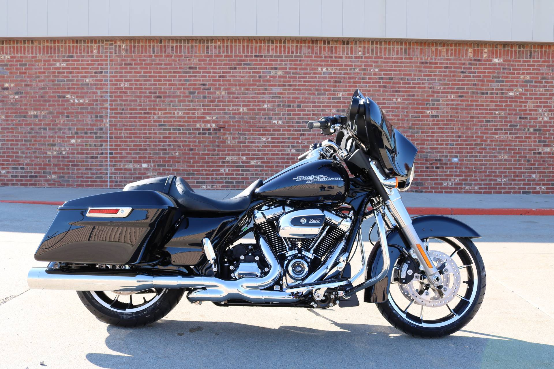 2020 Harley-Davidson Street Glide® in Ames, Iowa - Photo 1