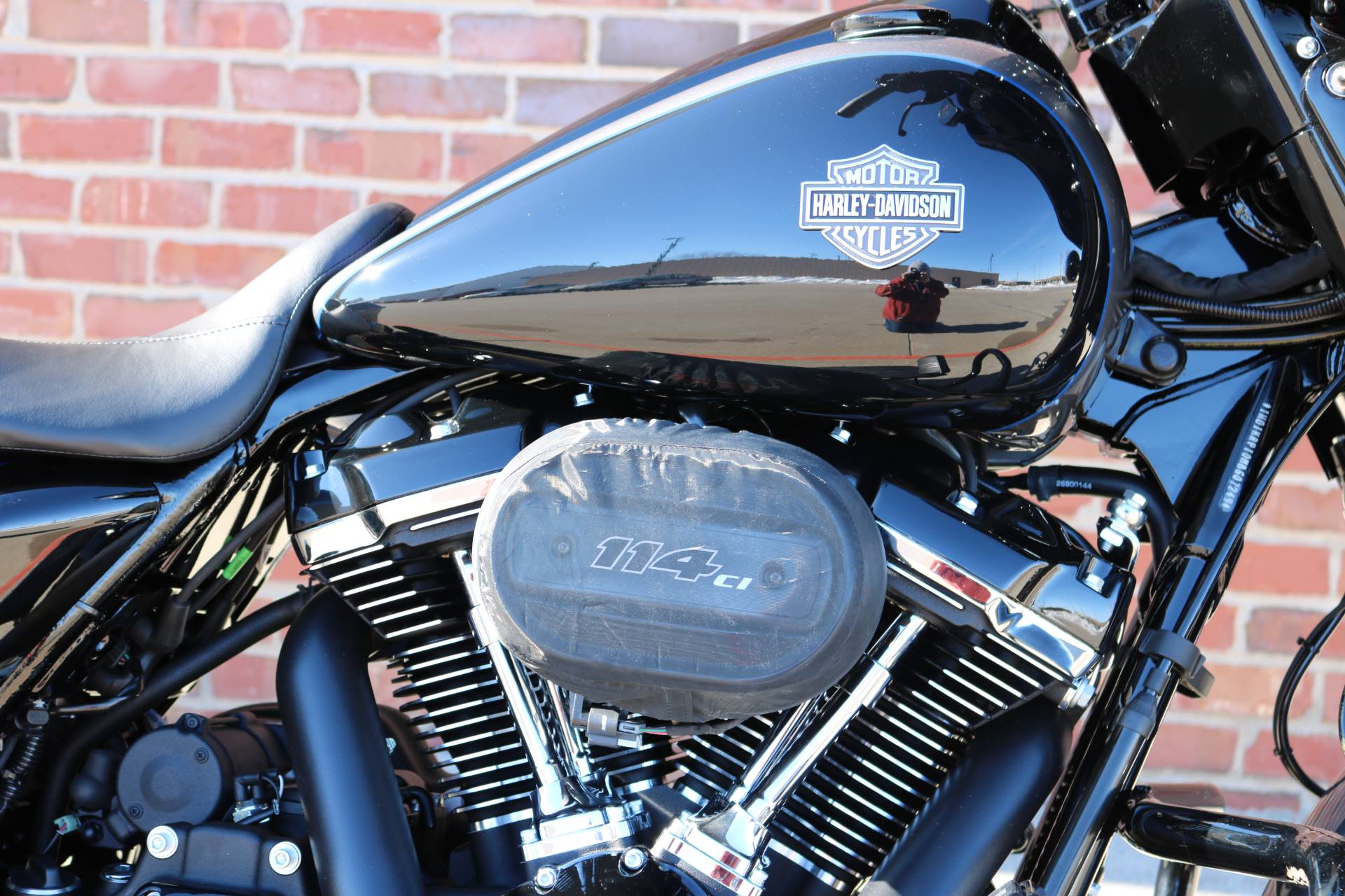 2021 Harley-Davidson Street Glide® Special in Ames, Iowa - Photo 10