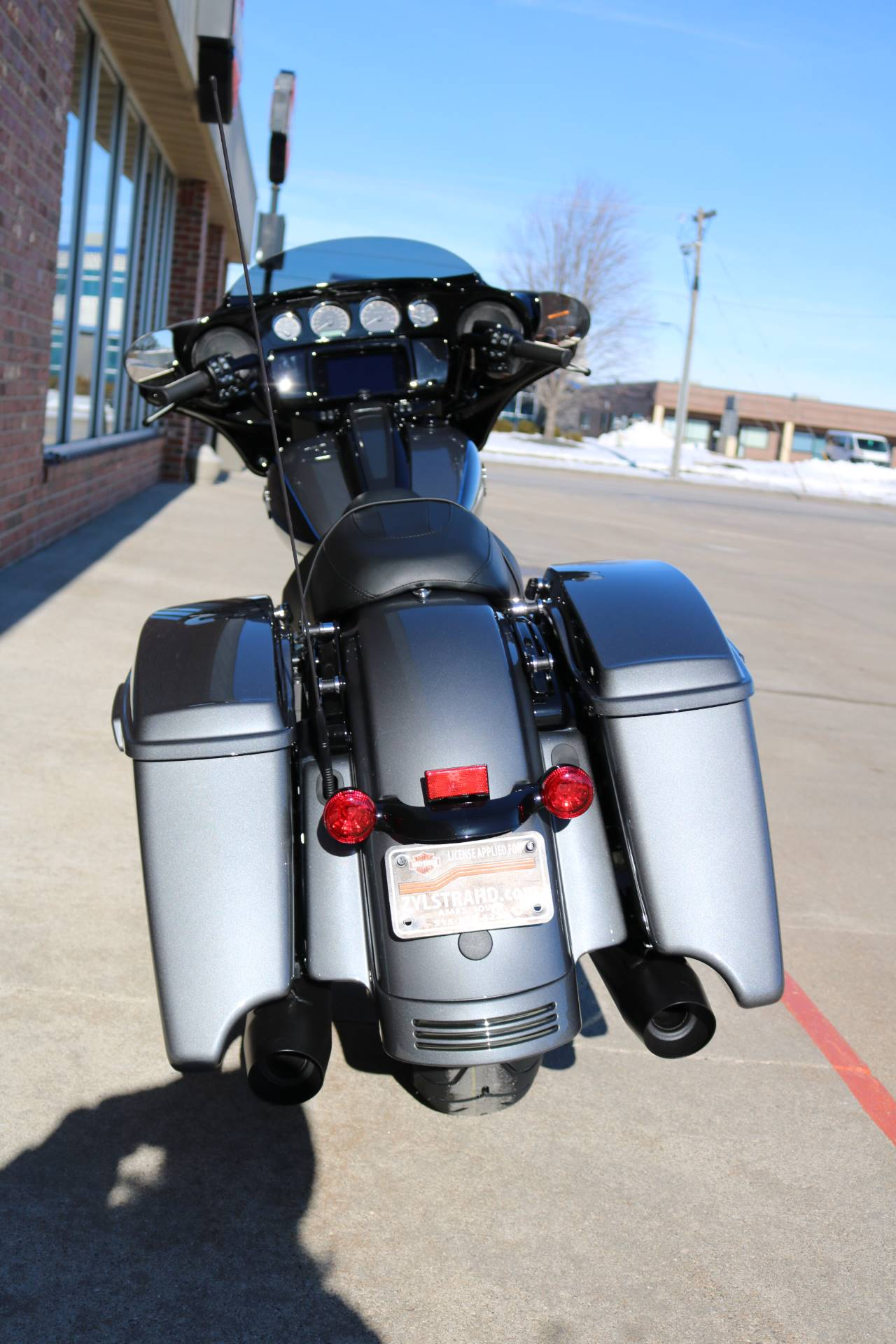 2021 Harley-Davidson Street Glide® Special in Ames, Iowa - Photo 15