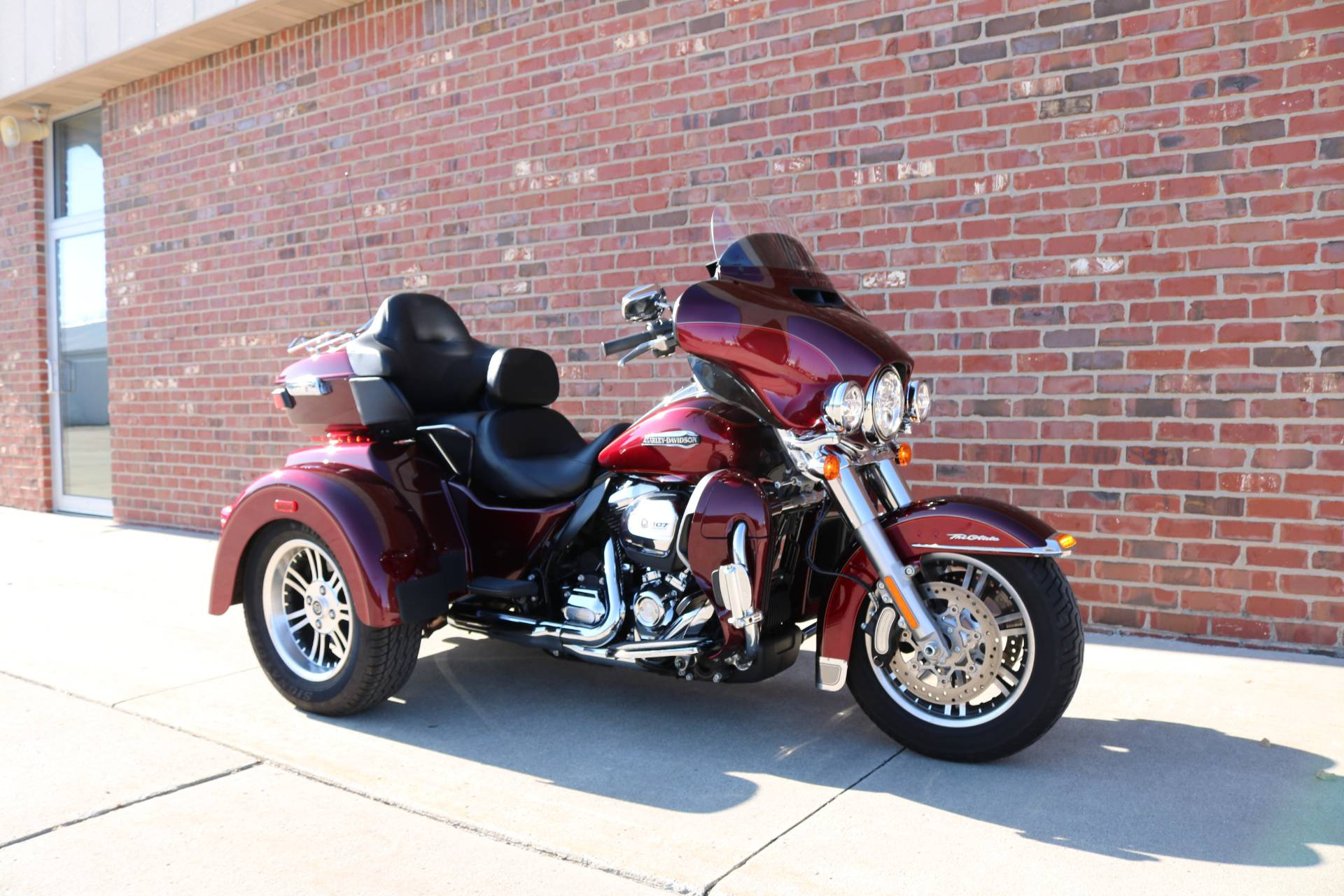 2017 Harley-Davidson Tri Glide® Ultra in Ames, Iowa