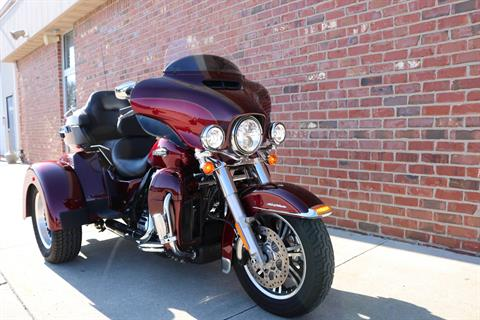 2017 Harley-Davidson Tri Glide® Ultra in Ames, Iowa - Photo 1