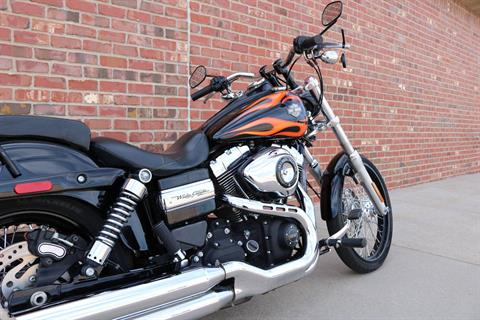 2014 Harley-Davidson Dyna® Wide Glide® in Ames, Iowa - Photo 4