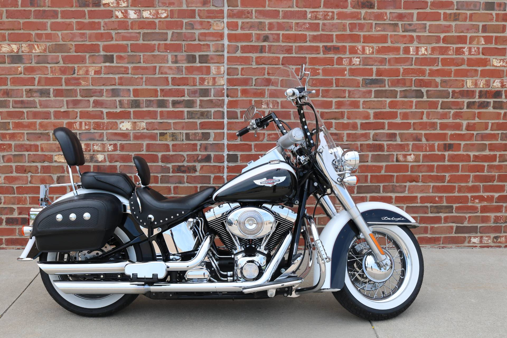2006 Harley-Davidson Softail® Deluxe in Ames, Iowa