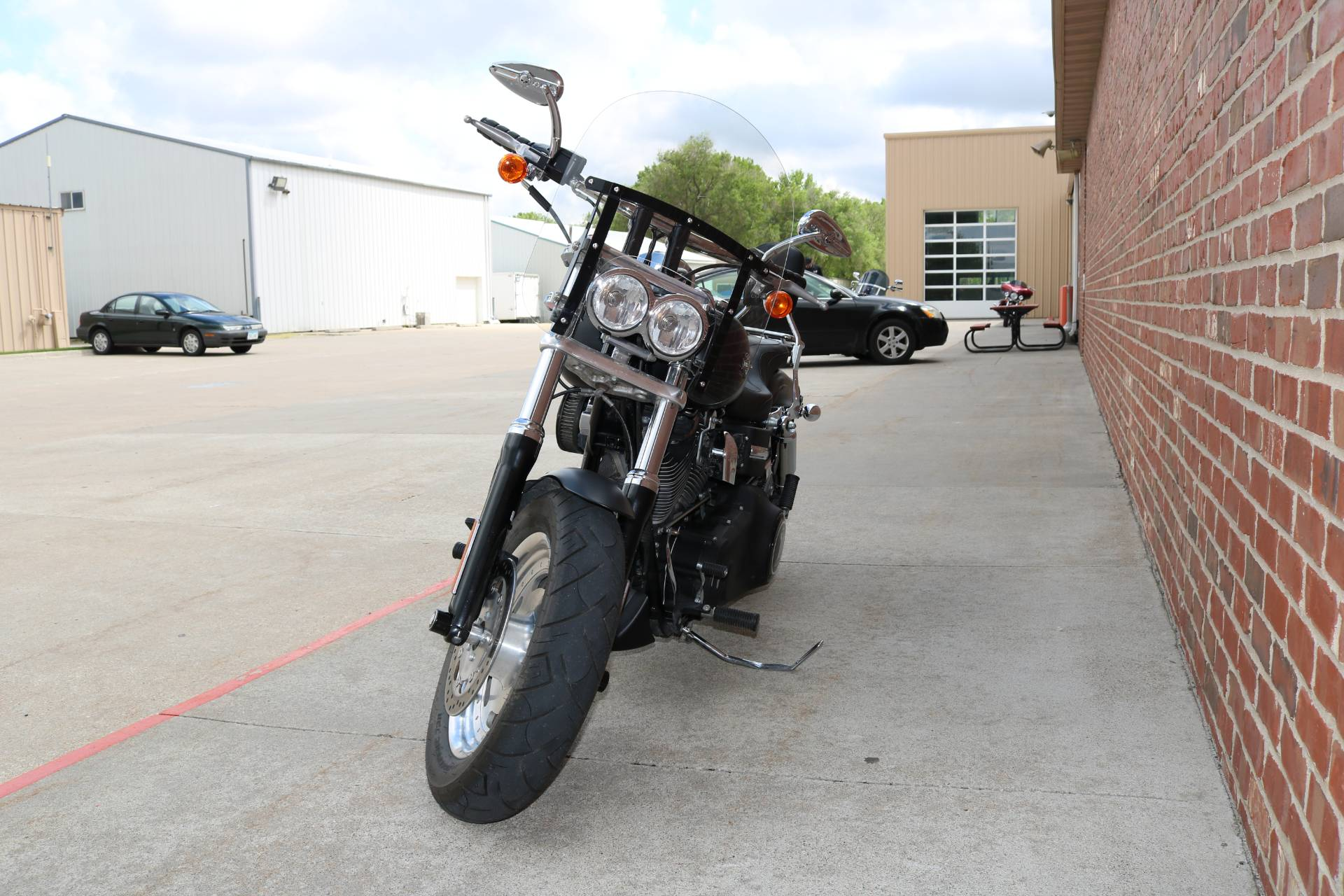 2012 Harley-Davidson Dyna® Fat Bob® in Ames, Iowa - Photo 2