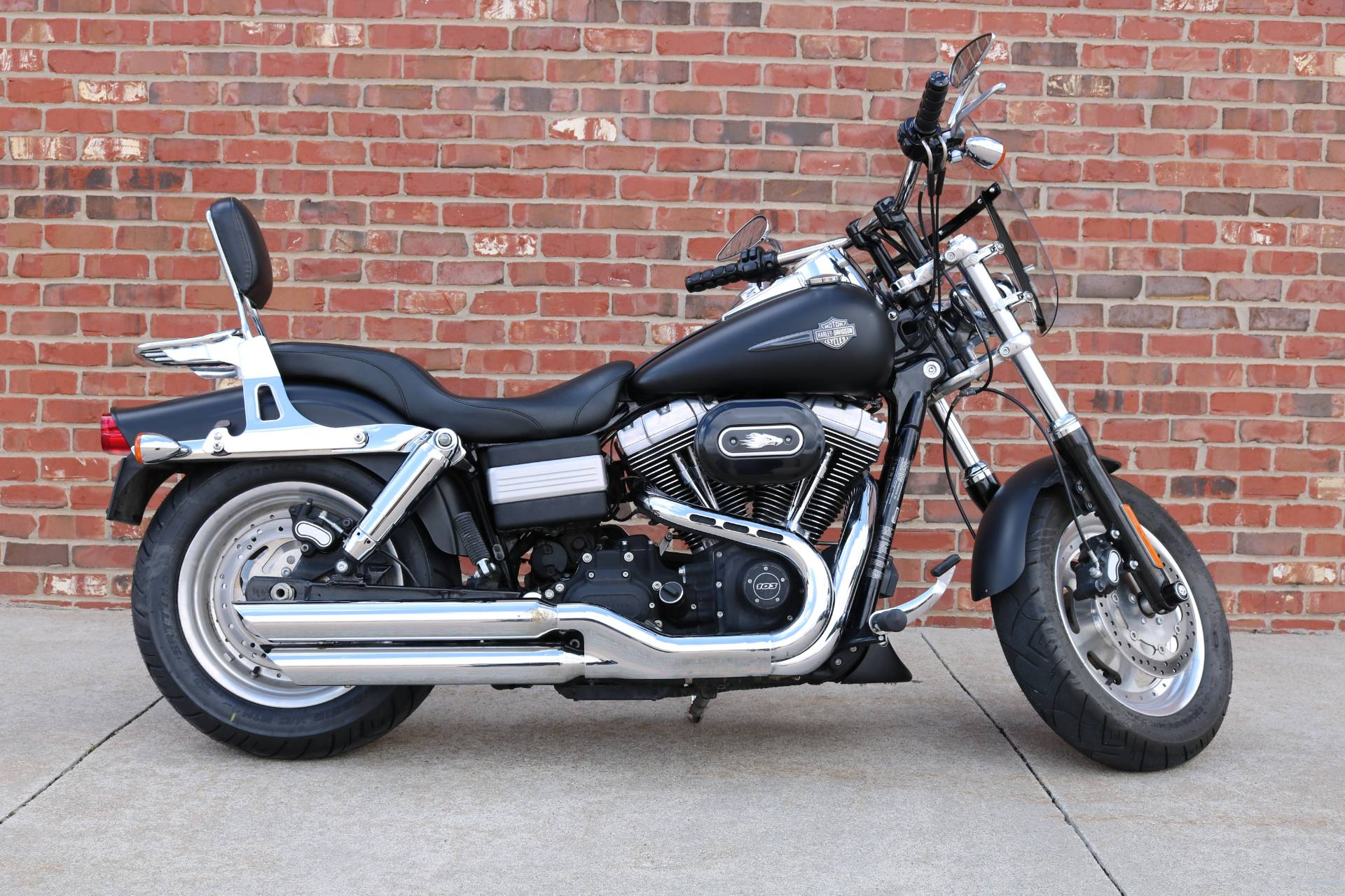 2012 Harley-Davidson Dyna® Fat Bob® in Ames, Iowa - Photo 1