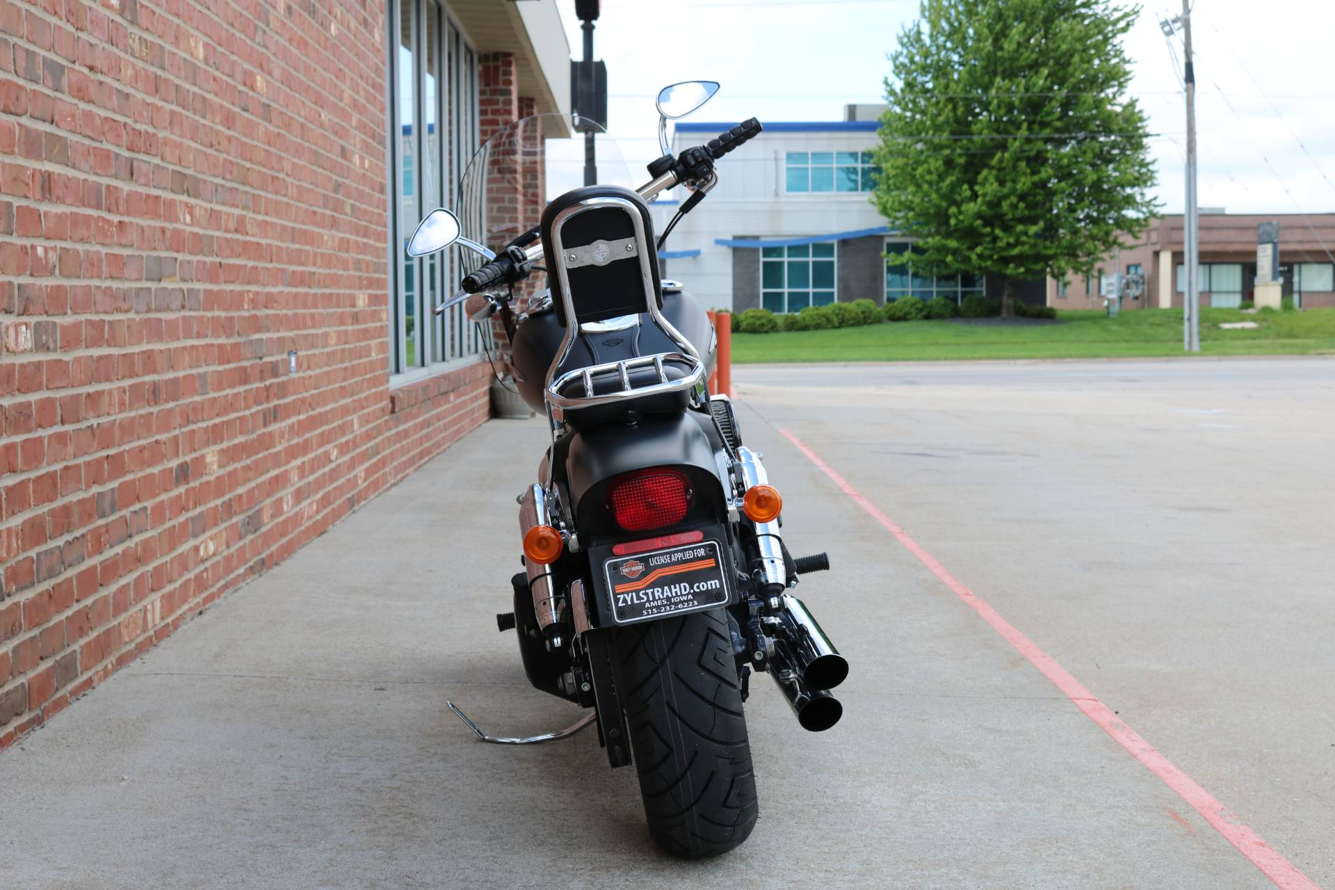 2012 Harley-Davidson Dyna® Fat Bob® in Ames, Iowa - Photo 10