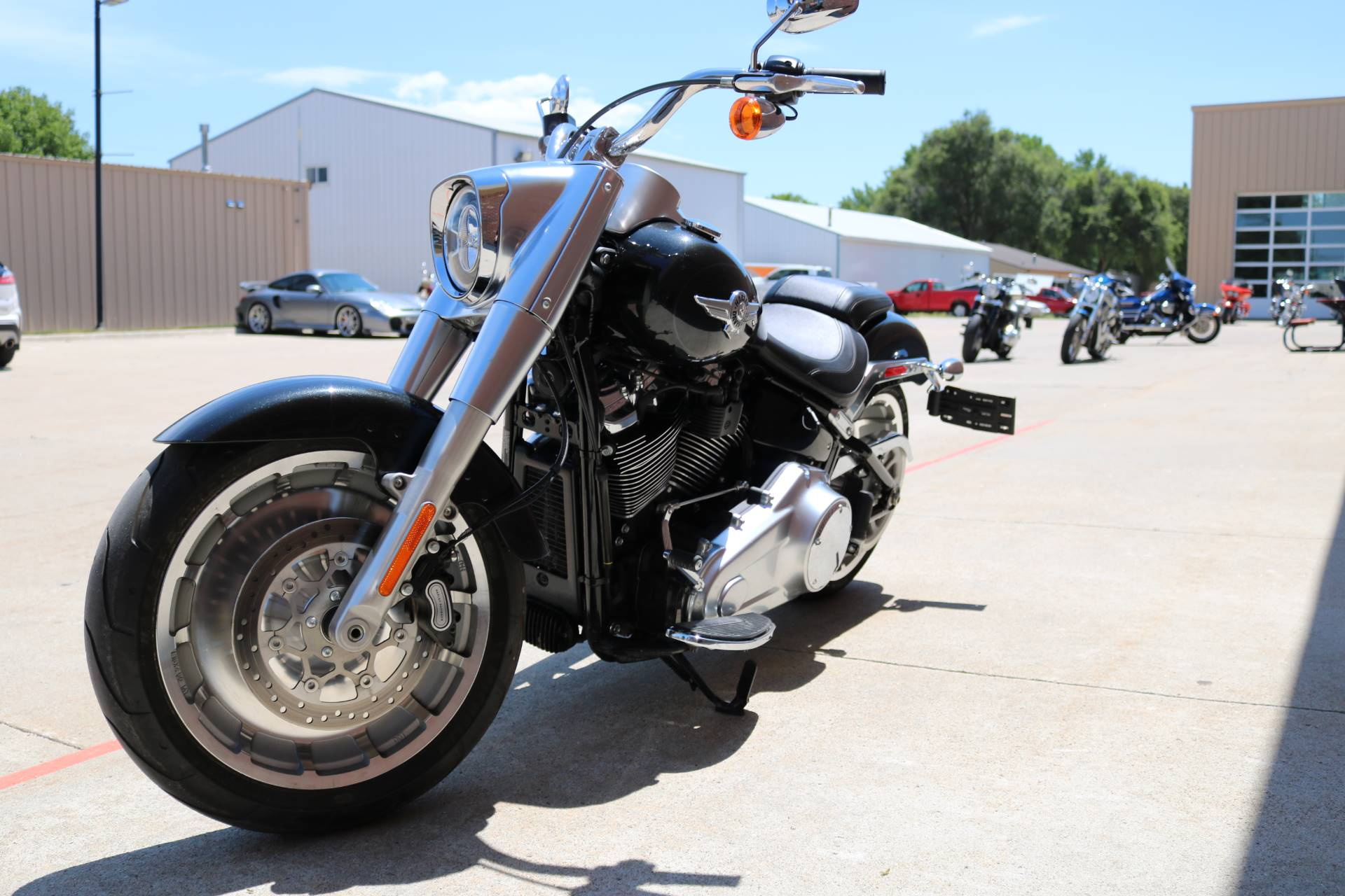 2018 Harley-Davidson Fat Boy® 107 in Ames, Iowa - Photo 6