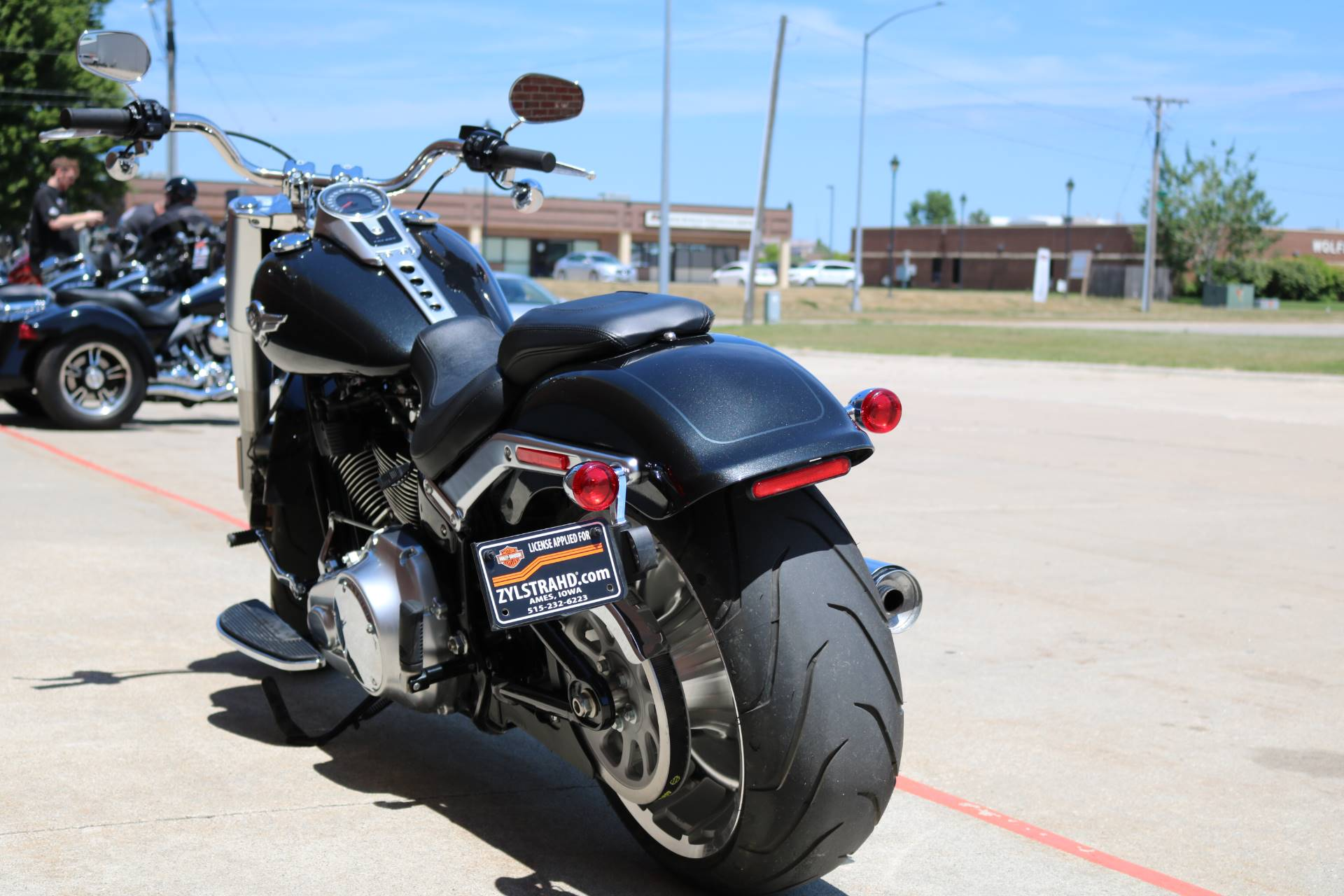 2018 Harley-Davidson Fat Boy® 107 in Ames, Iowa - Photo 9