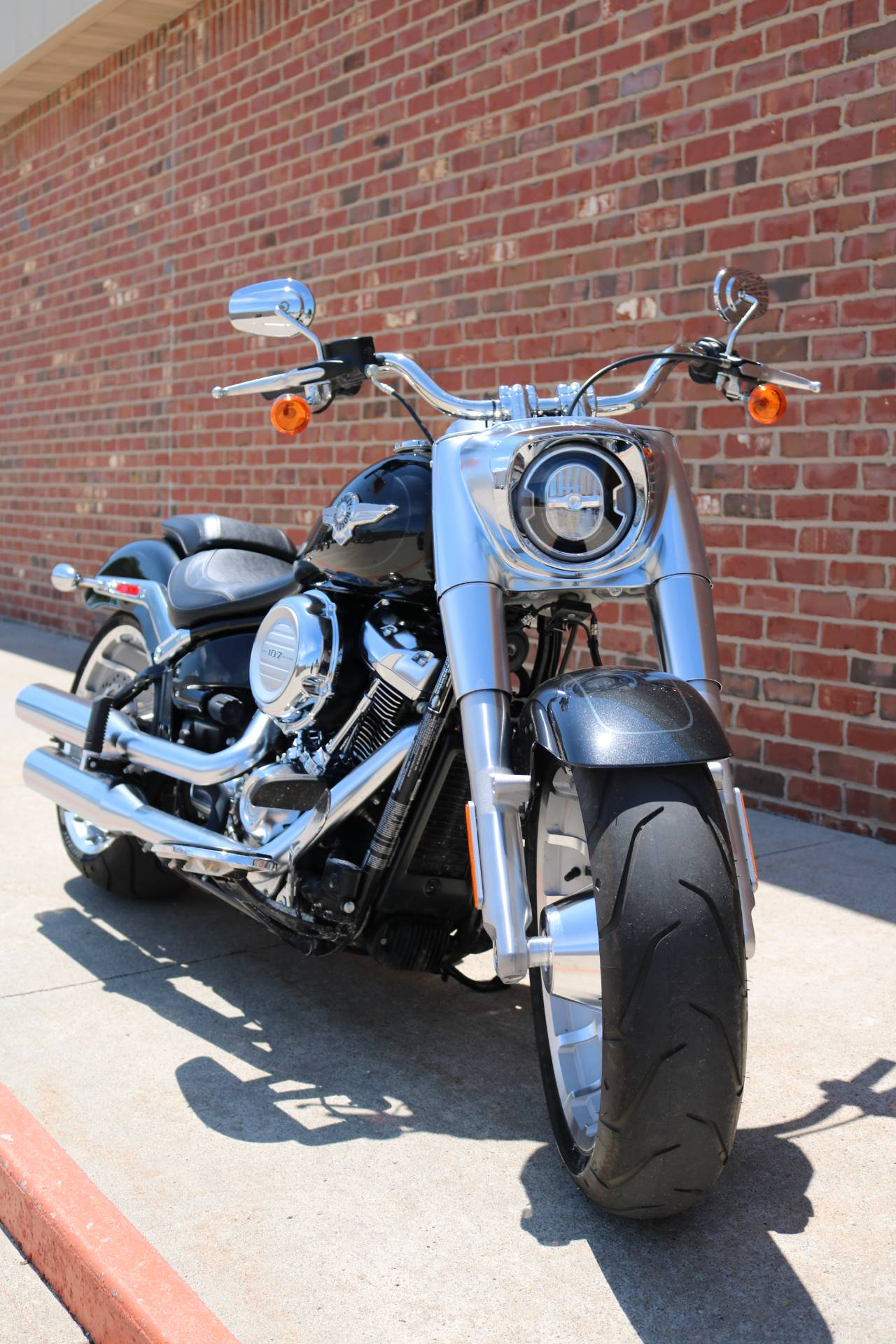 2018 Harley-Davidson Fat Boy® 107 in Ames, Iowa - Photo 7