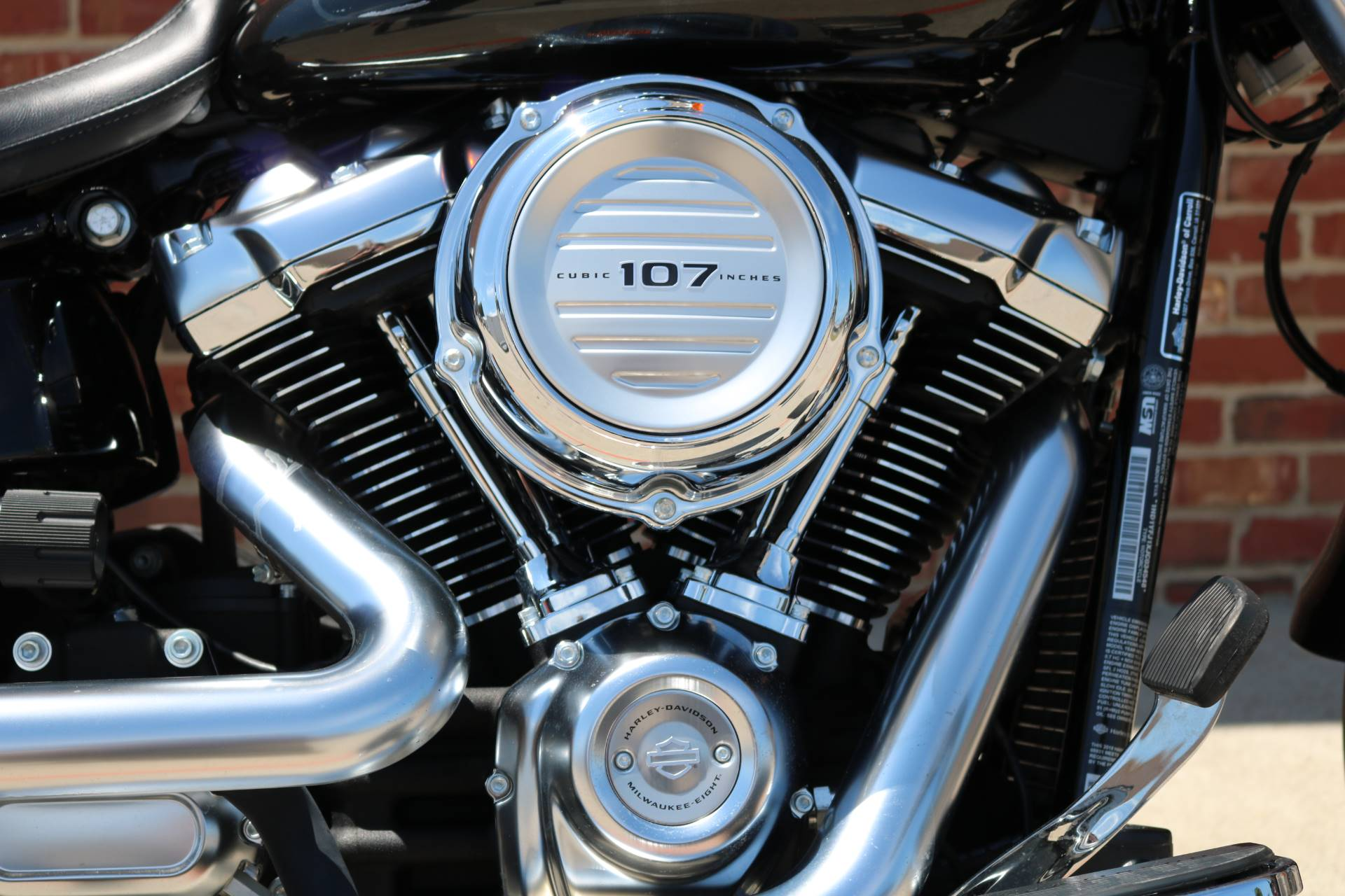 2018 Harley-Davidson Fat Boy® 107 in Ames, Iowa - Photo 4