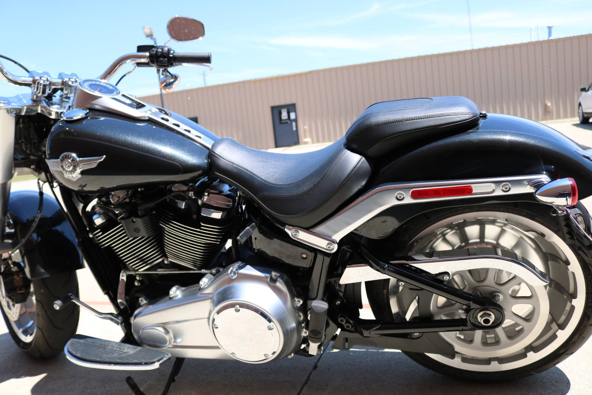 2018 Harley-Davidson Fat Boy® 107 in Ames, Iowa - Photo 10