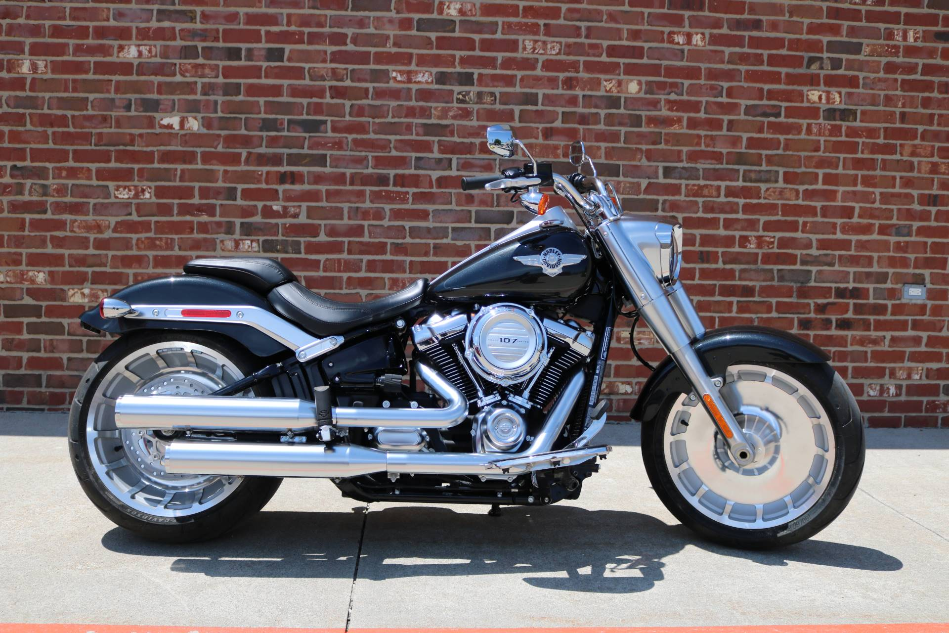2018 Harley-Davidson Fat Boy® 107 in Ames, Iowa - Photo 3