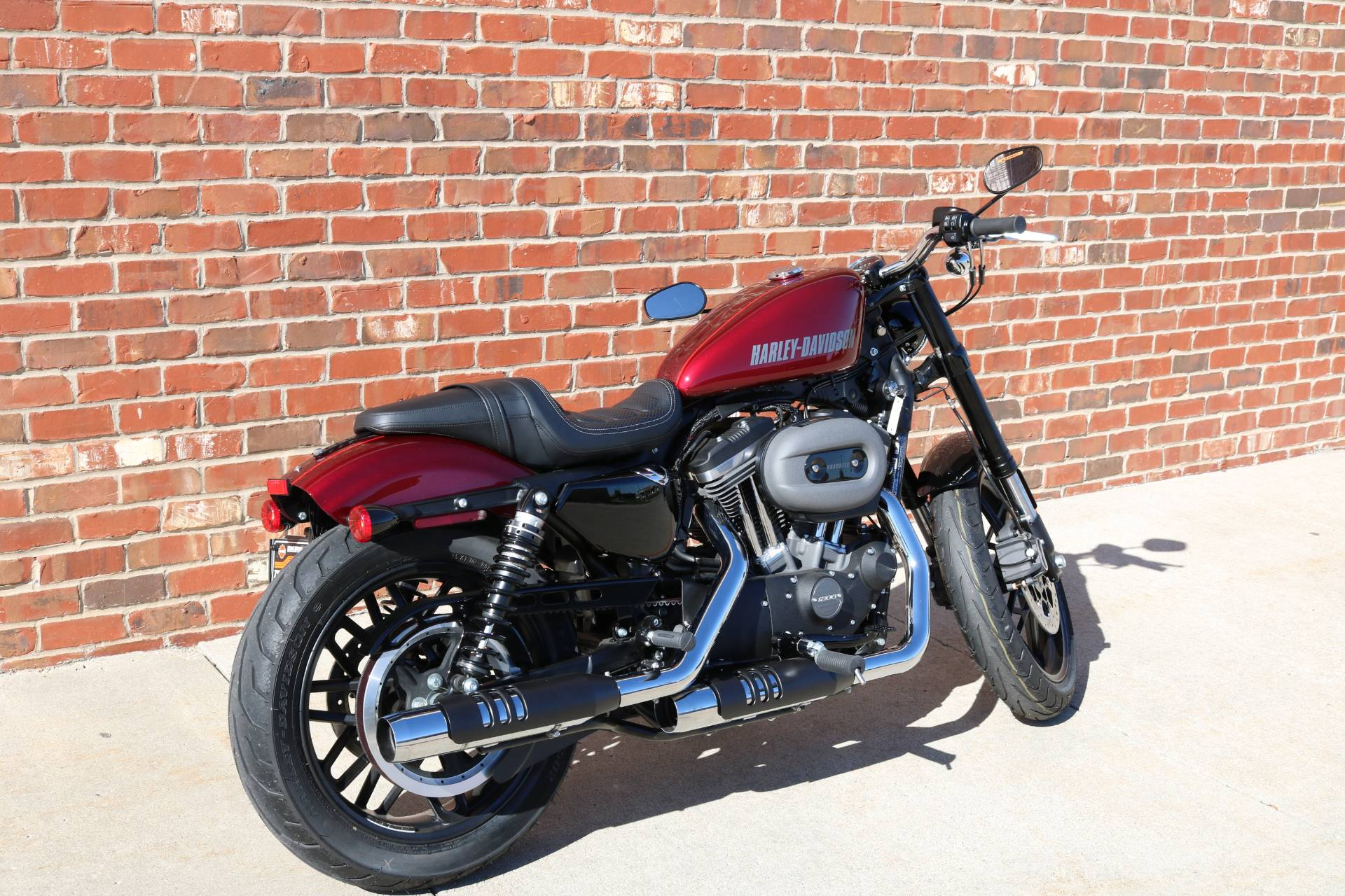 2017 Harley-Davidson Roadster™ in Ames, Iowa
