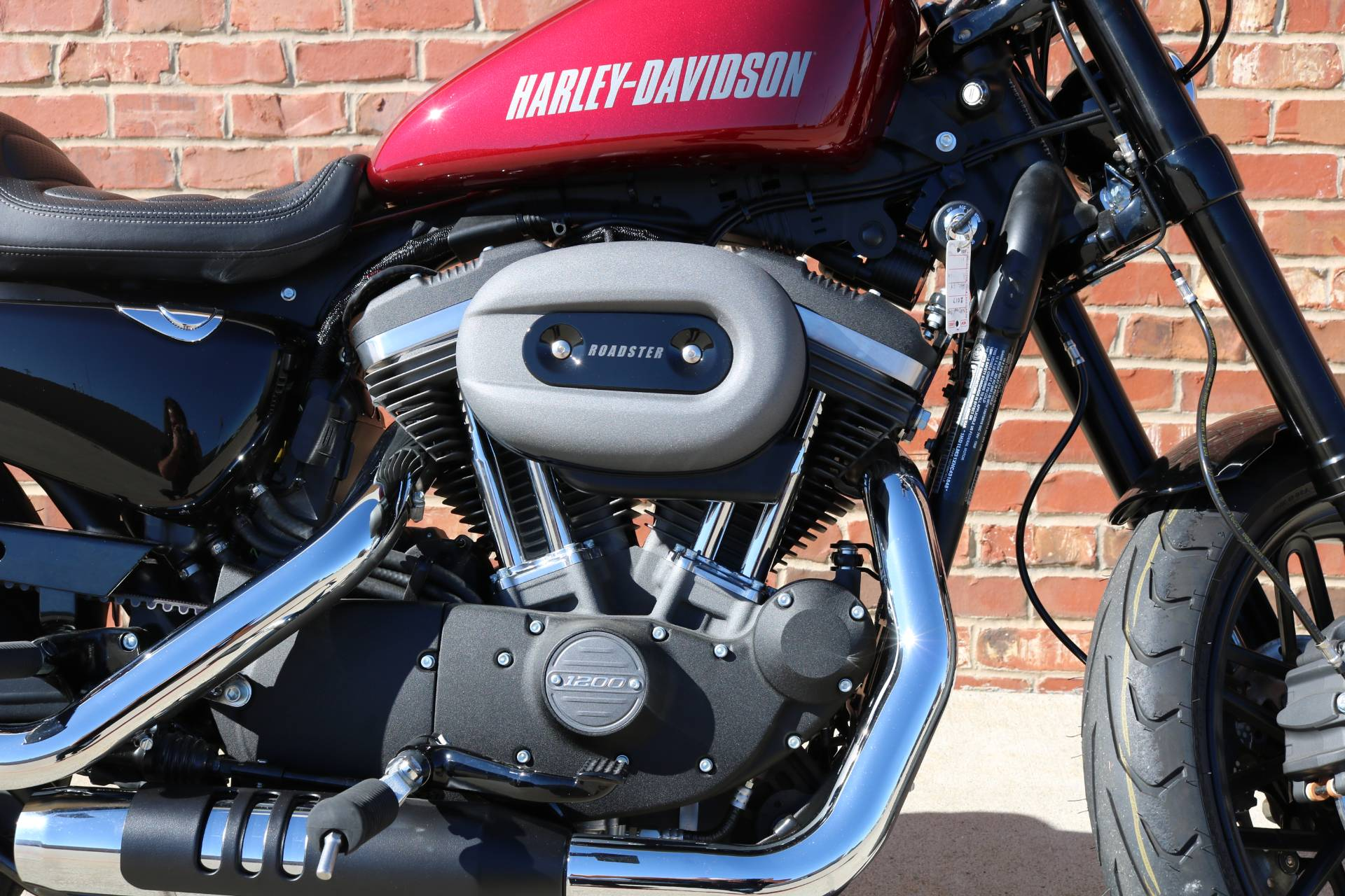 New 2017 Harley-Davidson Roadster™ | Motorcycles in Ames IA