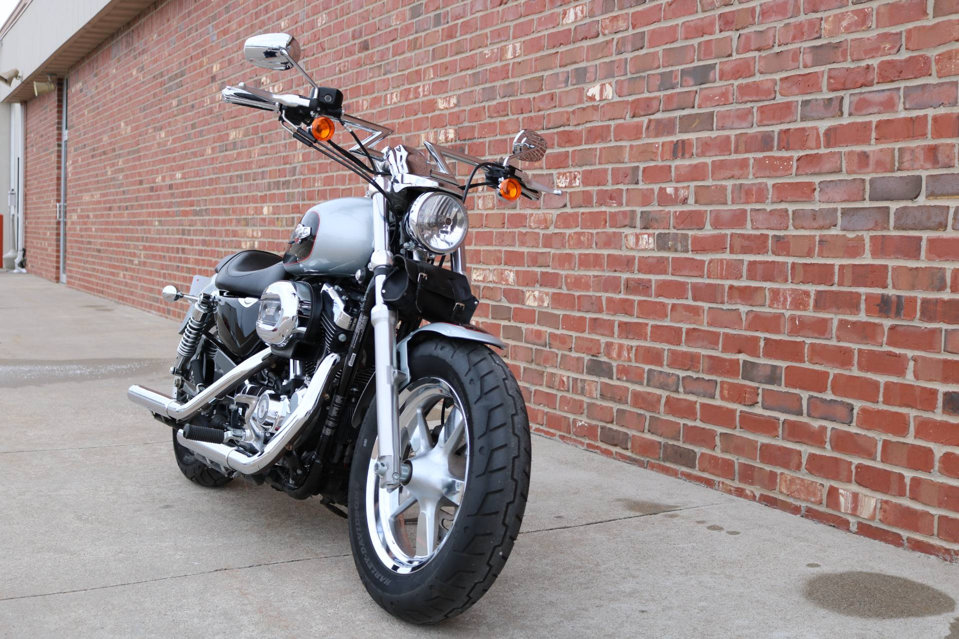 2015 Harley-Davidson 1200 Custom in Ames, Iowa - Photo 9