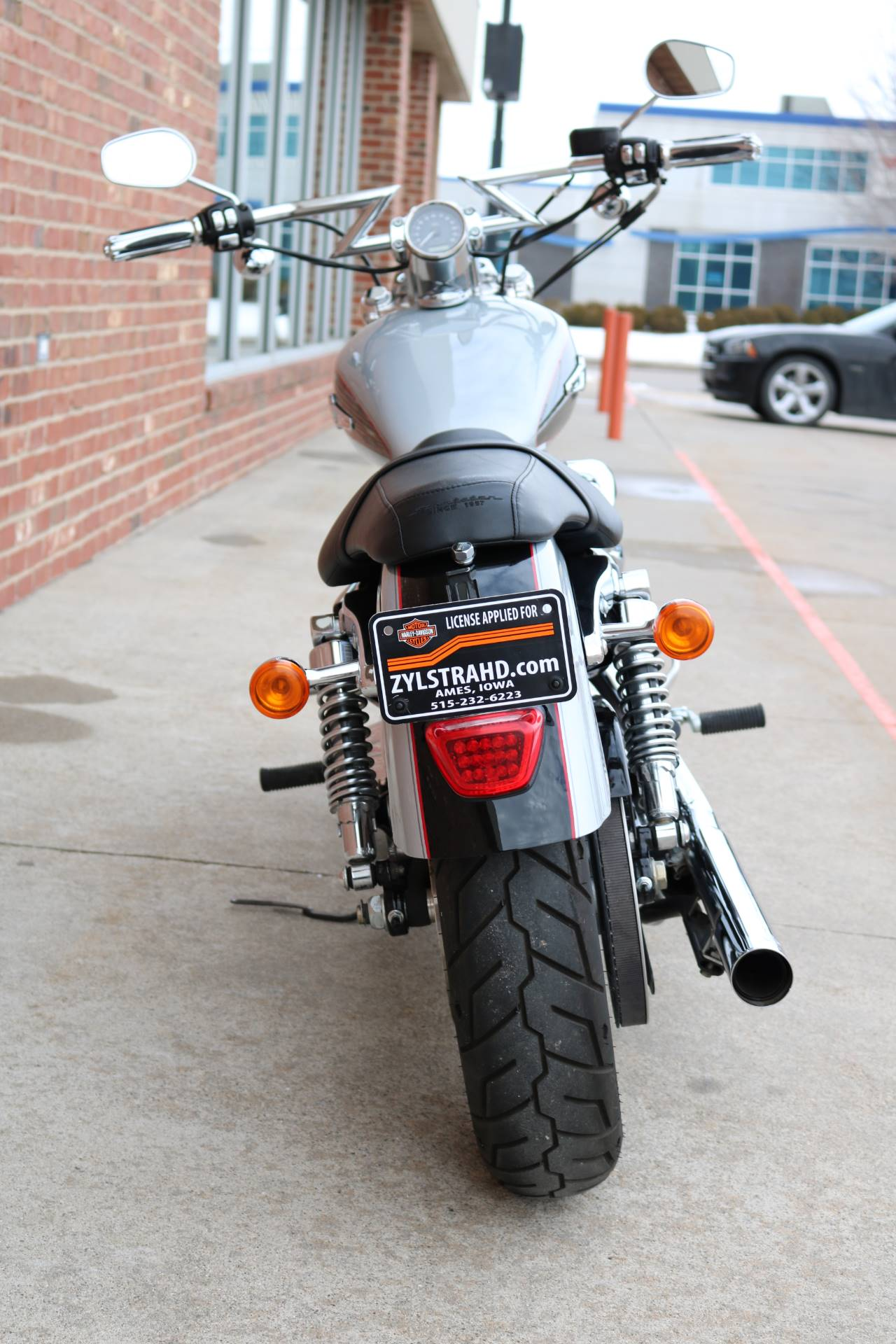 2015 Harley-Davidson 1200 Custom in Ames, Iowa - Photo 13