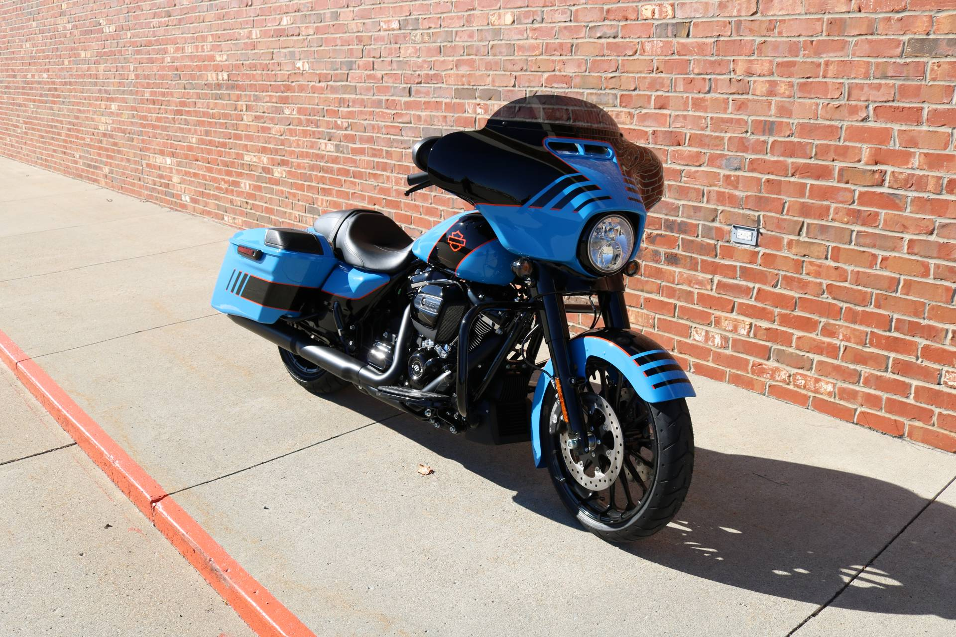 2018 Harley-Davidson Street Glide® Special in Ames, Iowa