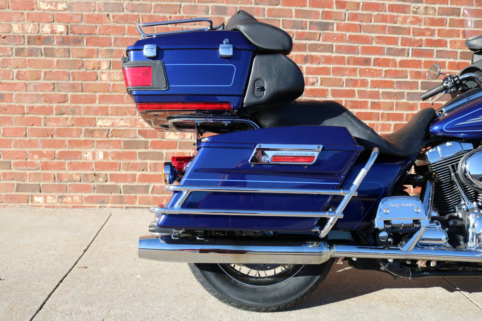 2006 Harley-Davidson Ultra Classic® Electra Glide® in Ames, Iowa - Photo 9
