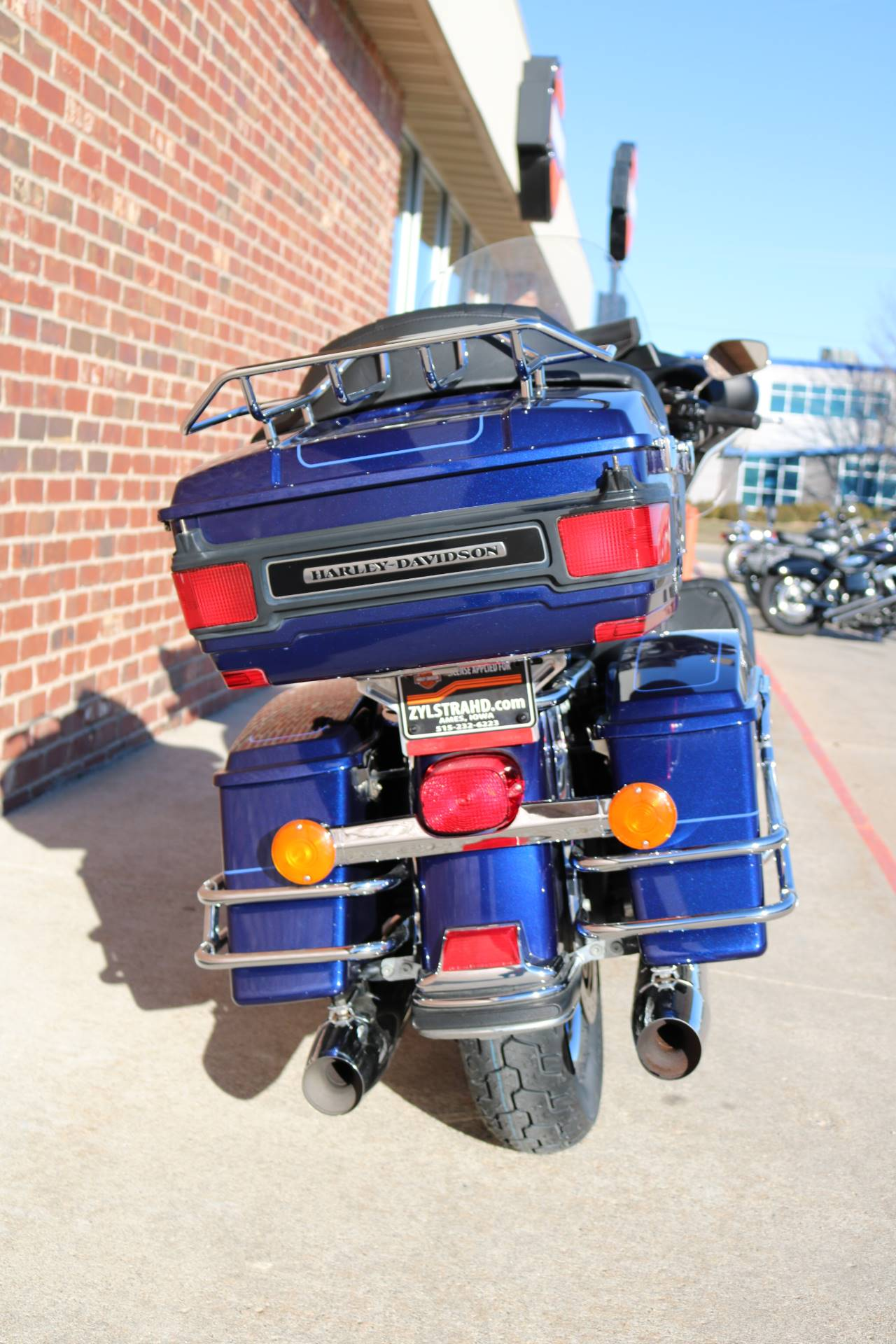 2006 Harley-Davidson Ultra Classic® Electra Glide® in Ames, Iowa - Photo 11