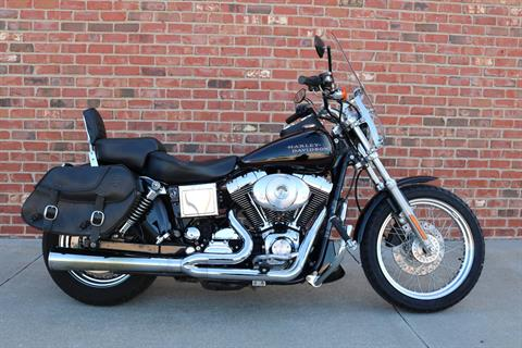 2002 Harley-Davidson FXDL  Dyna Low Rider® in Ames, Iowa - Photo 1