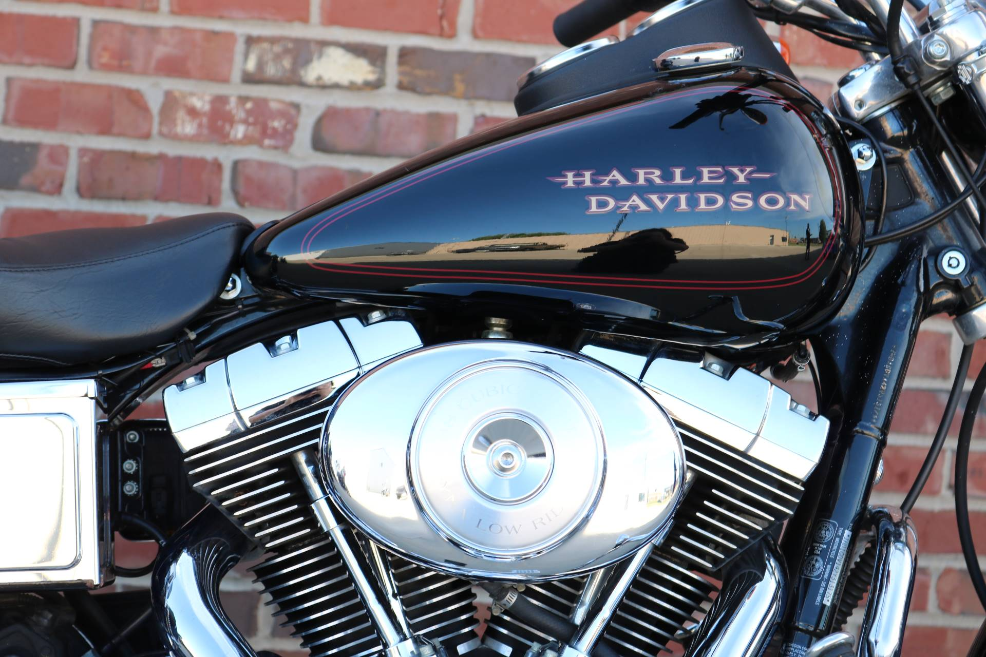 2002 Harley-Davidson FXDL  Dyna Low Rider® in Ames, Iowa - Photo 2