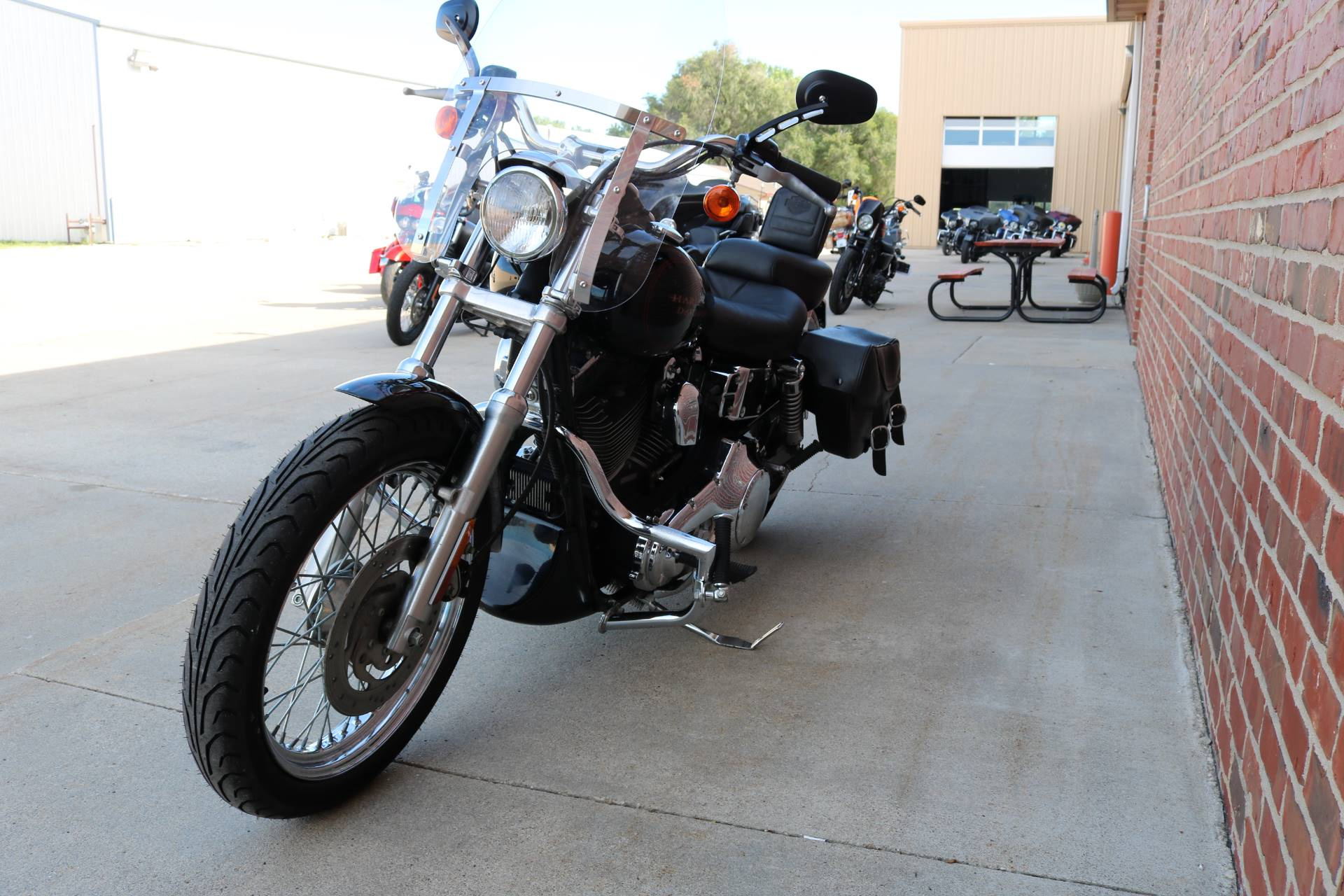 2002 Harley-Davidson FXDL  Dyna Low Rider® in Ames, Iowa - Photo 6