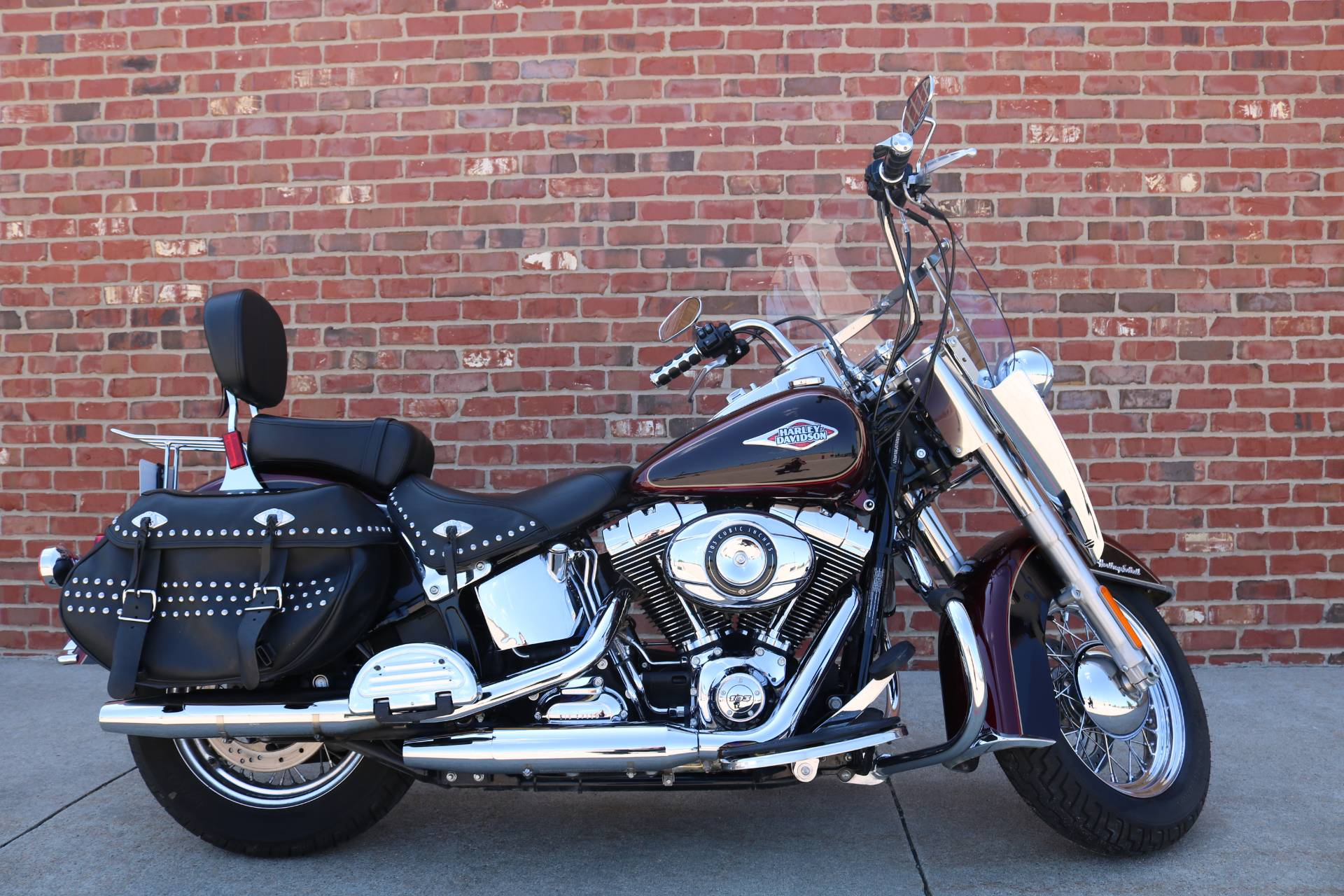 2015 Harley-Davidson Heritage Softail® Classic in Ames, Iowa - Photo 1