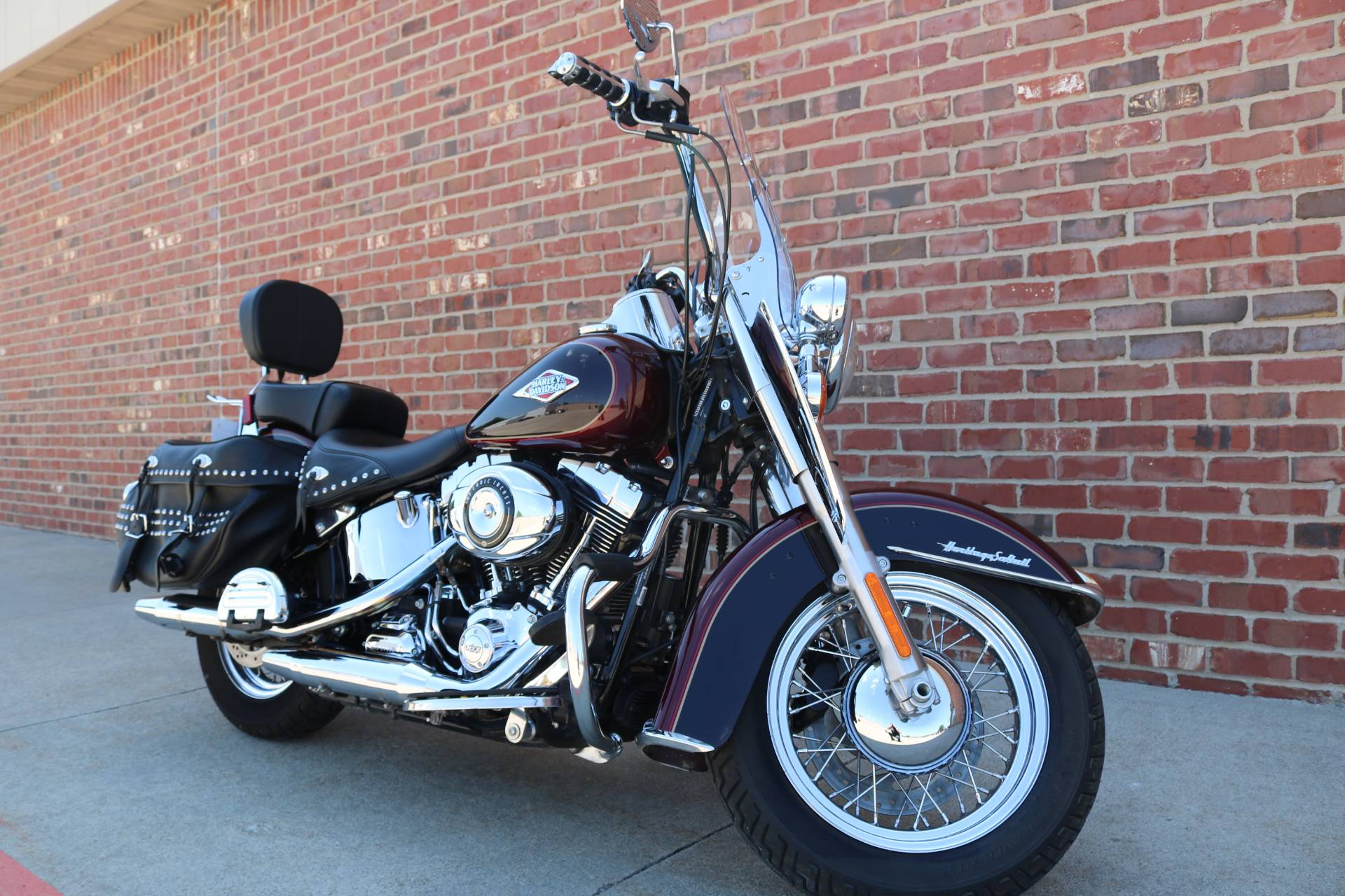 2015 Harley-Davidson Heritage Softail® Classic in Ames, Iowa - Photo 2