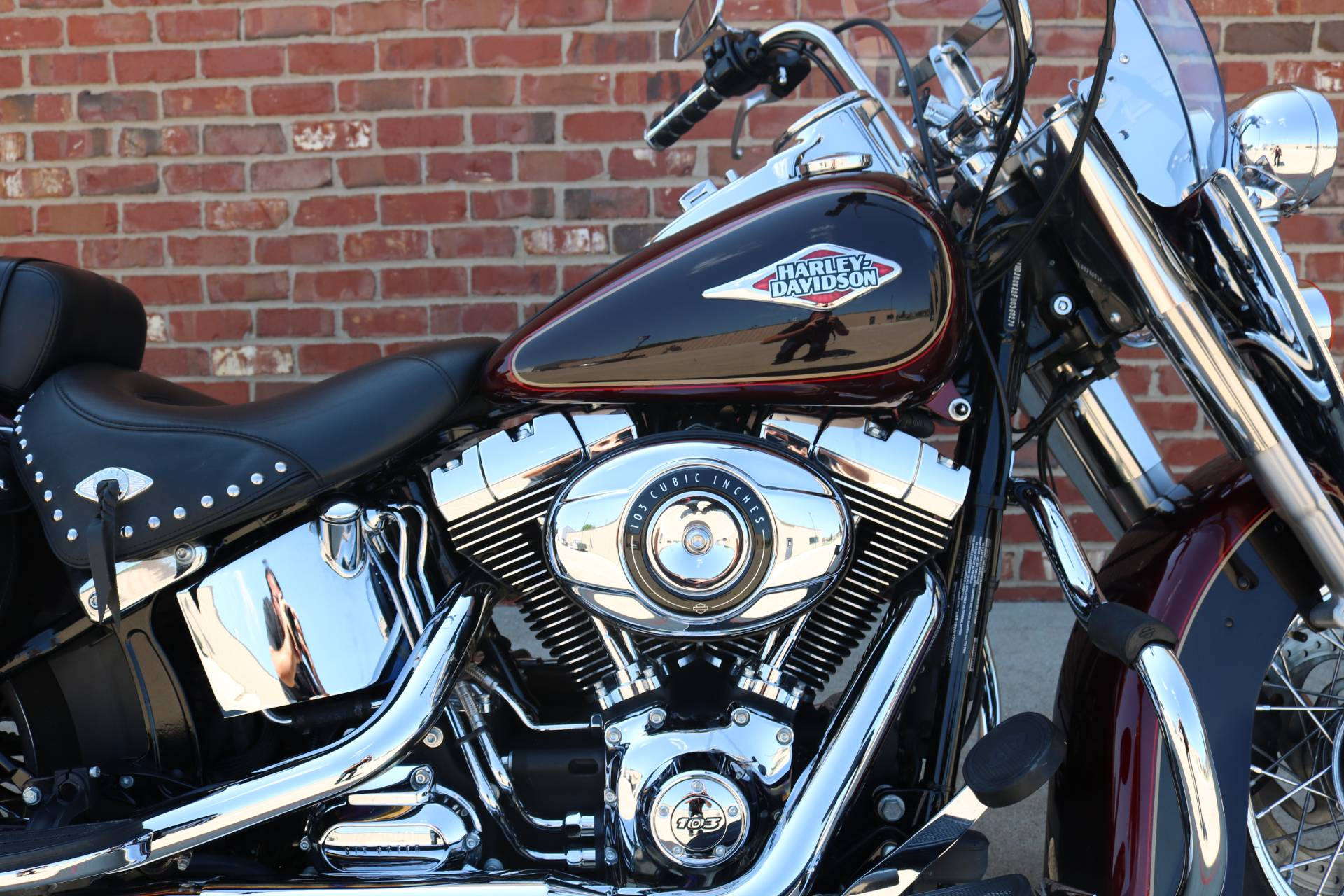 2015 Harley-Davidson Heritage Softail® Classic in Ames, Iowa - Photo 3
