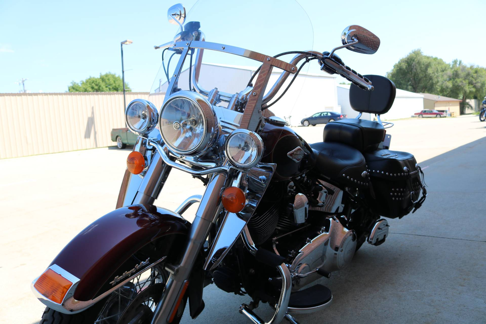 2015 Harley-Davidson Heritage Softail® Classic in Ames, Iowa - Photo 7
