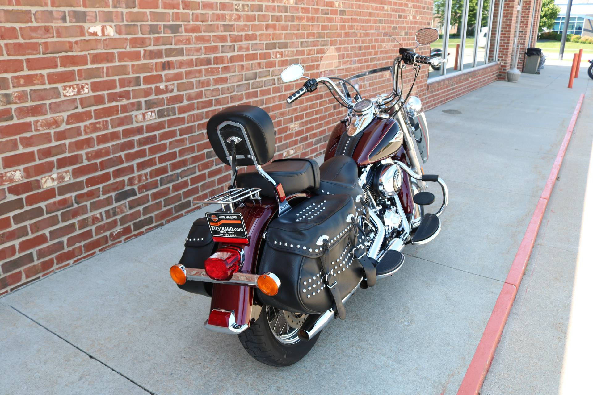 2015 Harley-Davidson Heritage Softail® Classic in Ames, Iowa - Photo 9