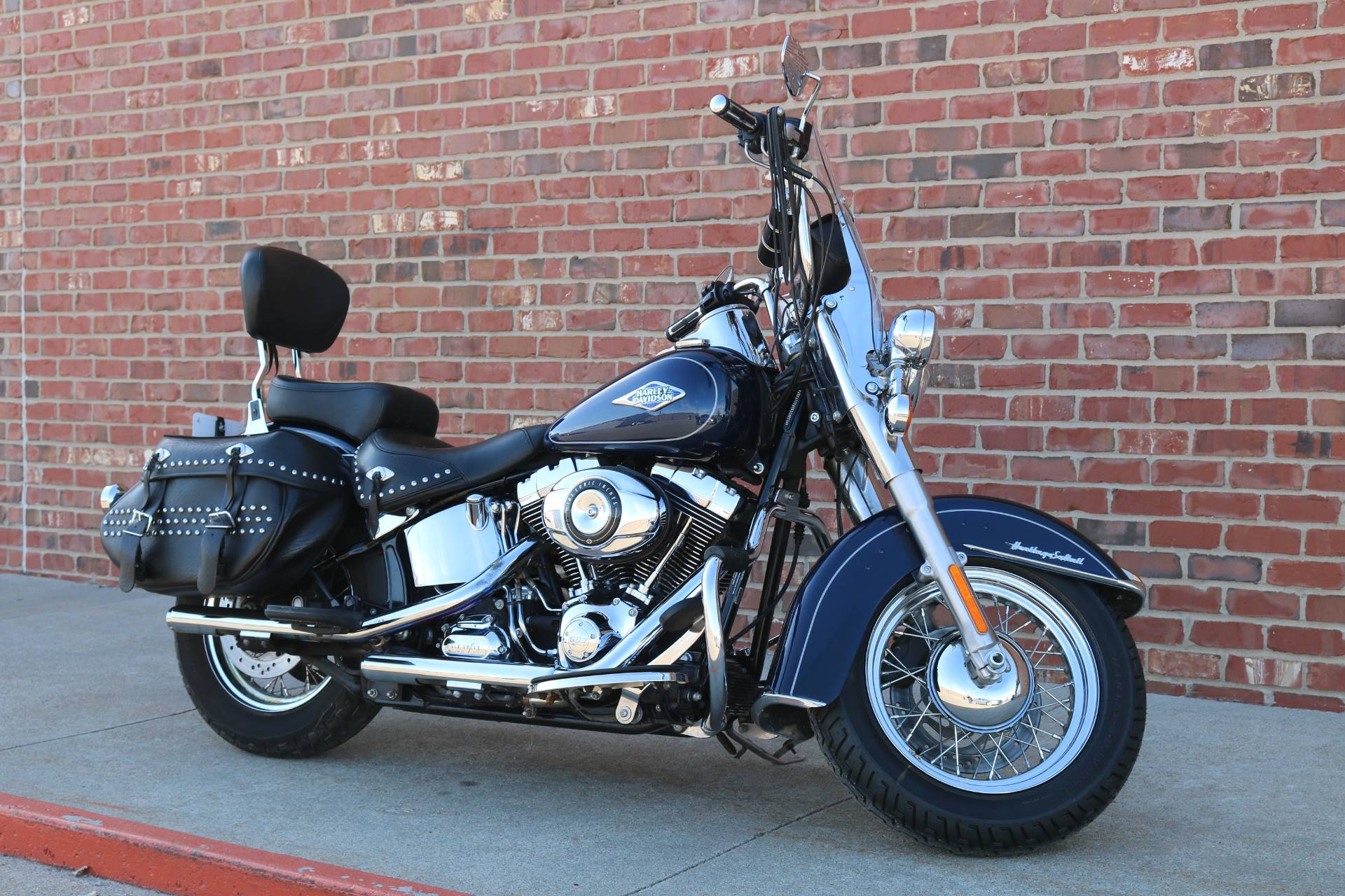 2013 Harley-Davidson Heritage Softail® Classic in Ames, Iowa - Photo 6