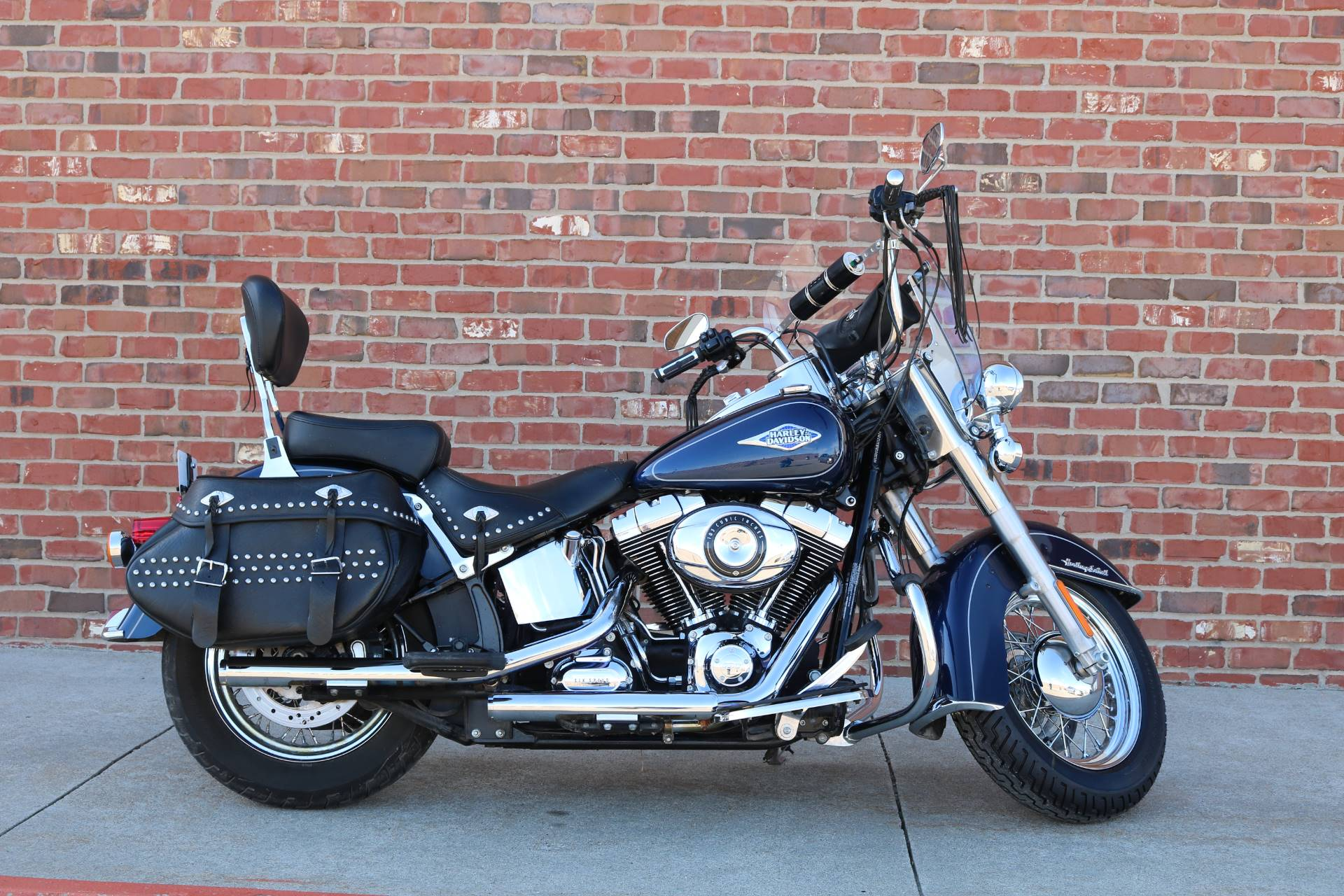 2013 Harley-Davidson Heritage Softail® Classic in Ames, Iowa - Photo 3