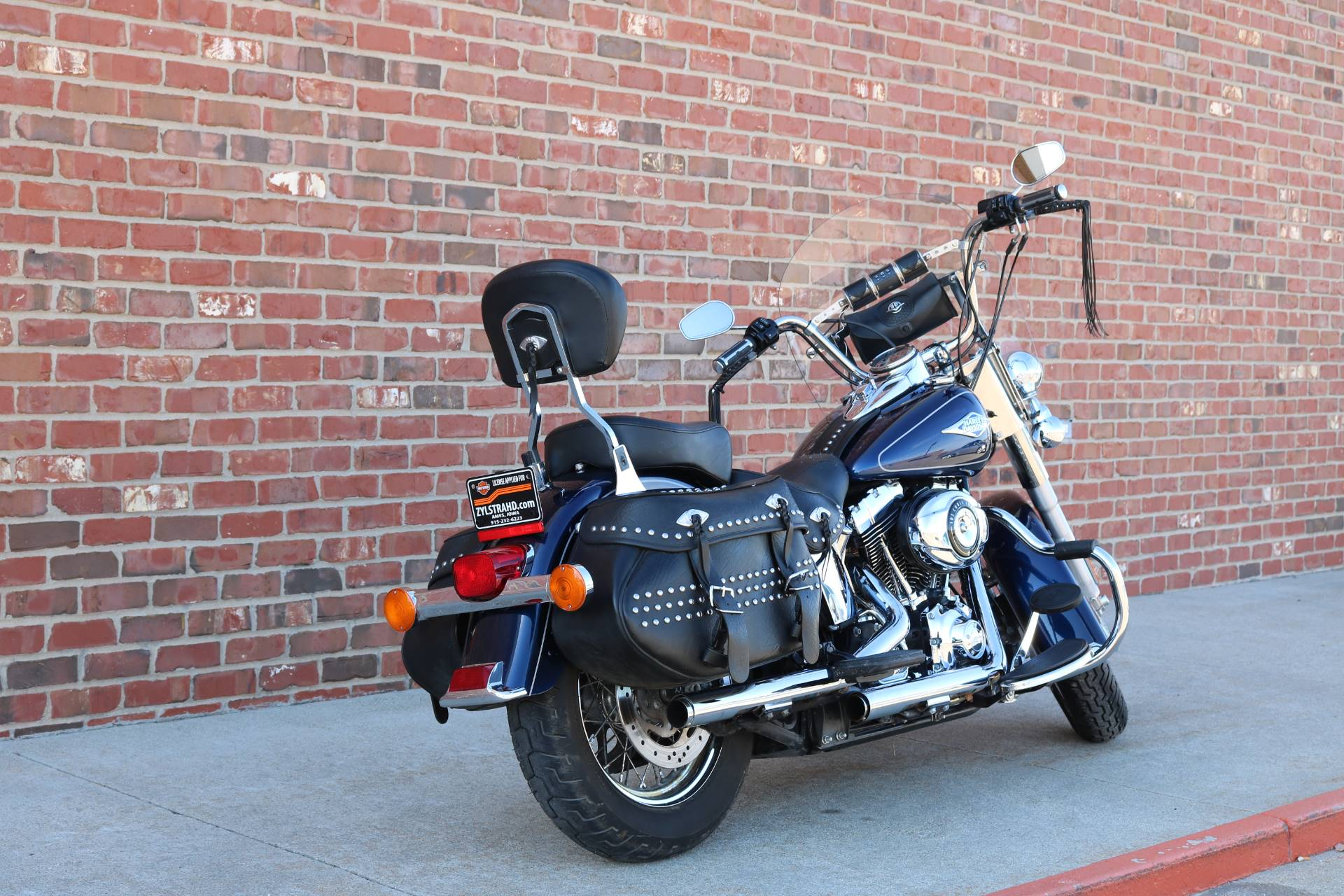2013 Harley-Davidson Heritage Softail® Classic in Ames, Iowa - Photo 13
