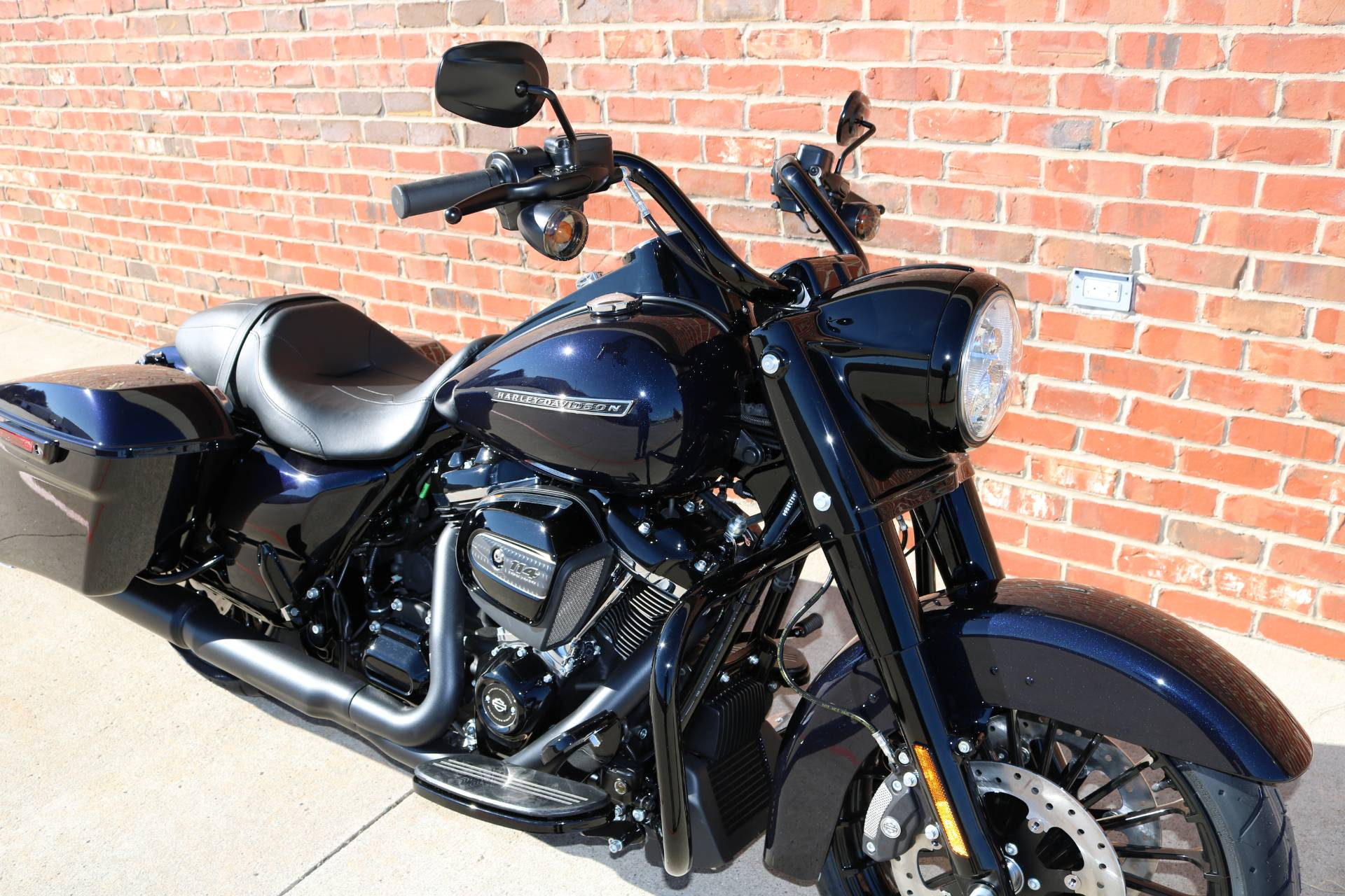 2019 Harley-Davidson Road King® Special in Ames, Iowa - Photo 1
