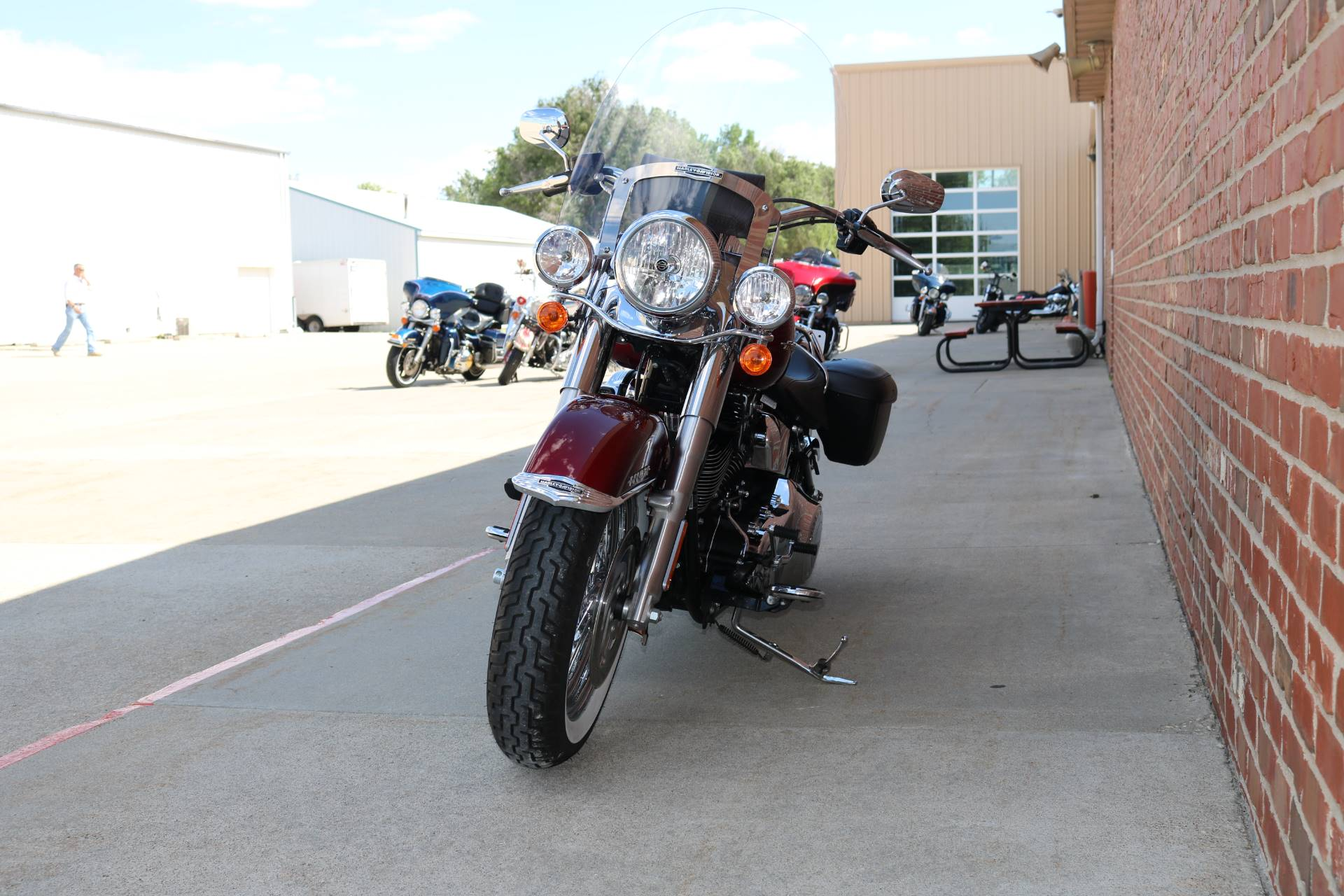2017 Harley-Davidson Softail® Deluxe in Ames, Iowa - Photo 4