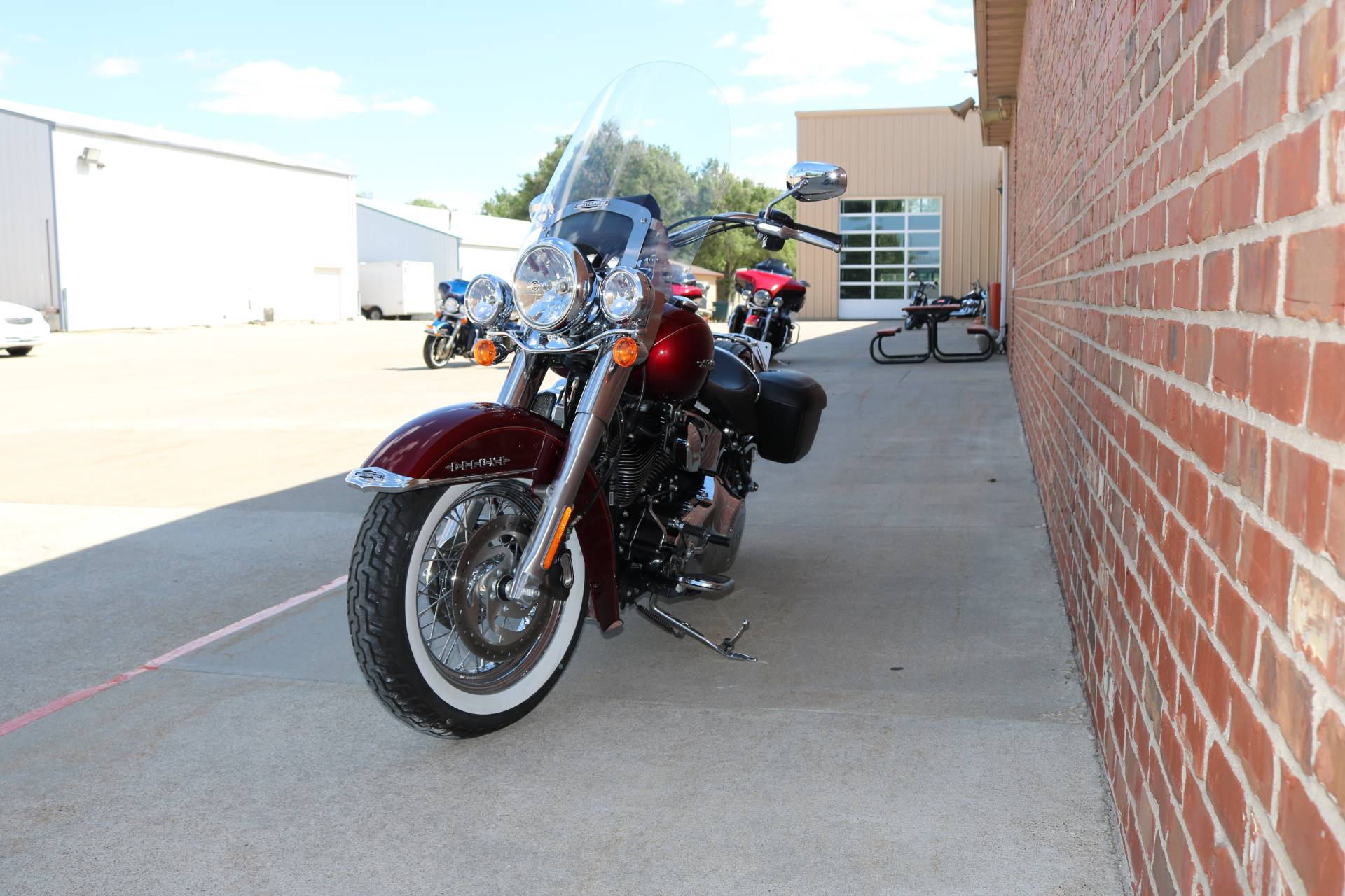 2017 Harley-Davidson Softail® Deluxe in Ames, Iowa - Photo 17