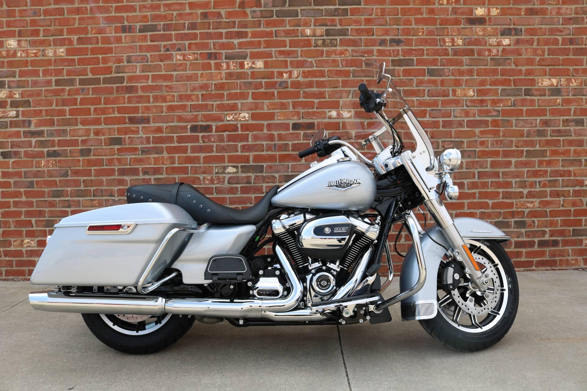2019 Harley-Davidson Road King® in Ames, Iowa