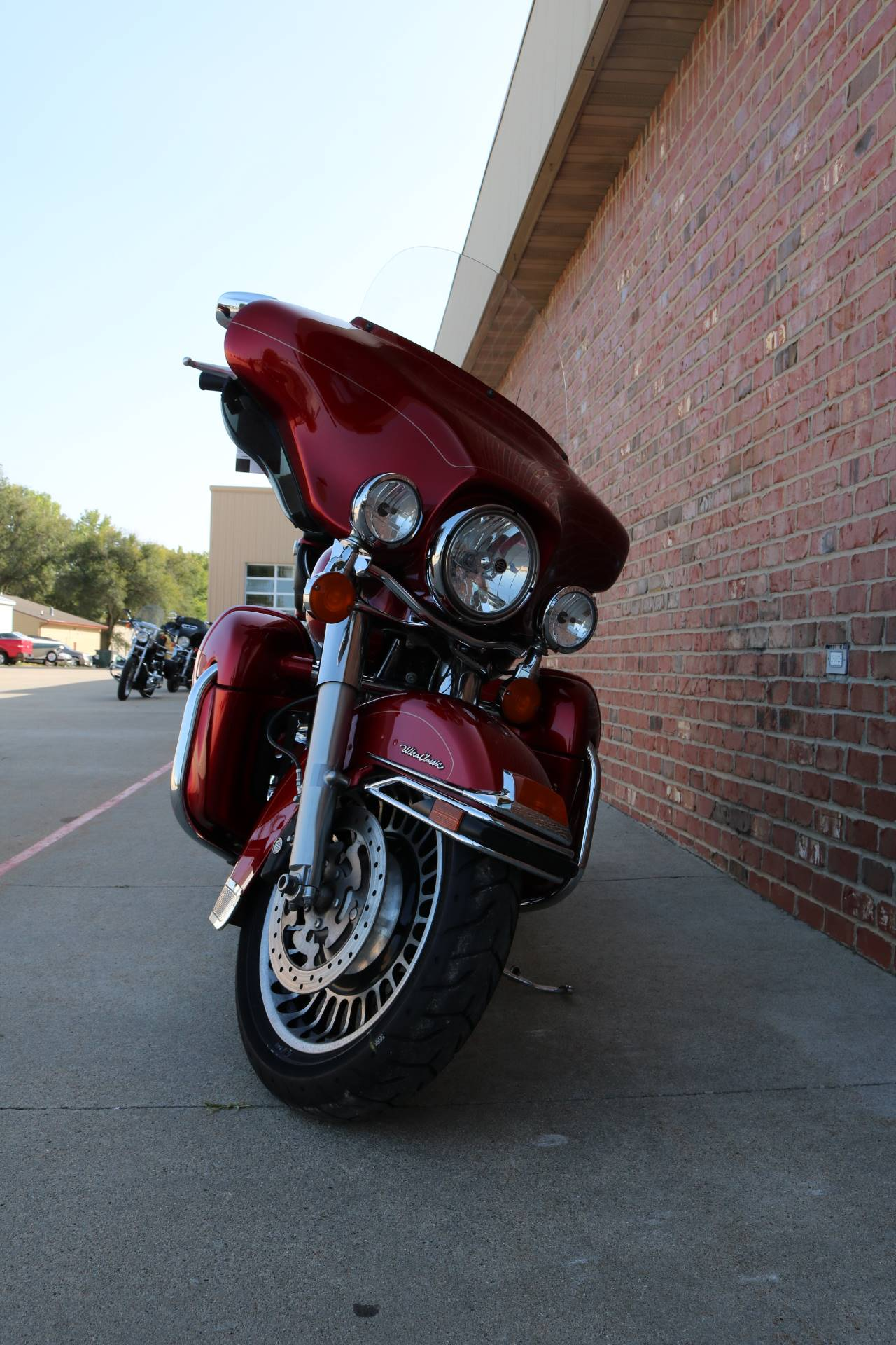 2013 Harley-Davidson Ultra Classic® Electra Glide® in Ames, Iowa - Photo 2