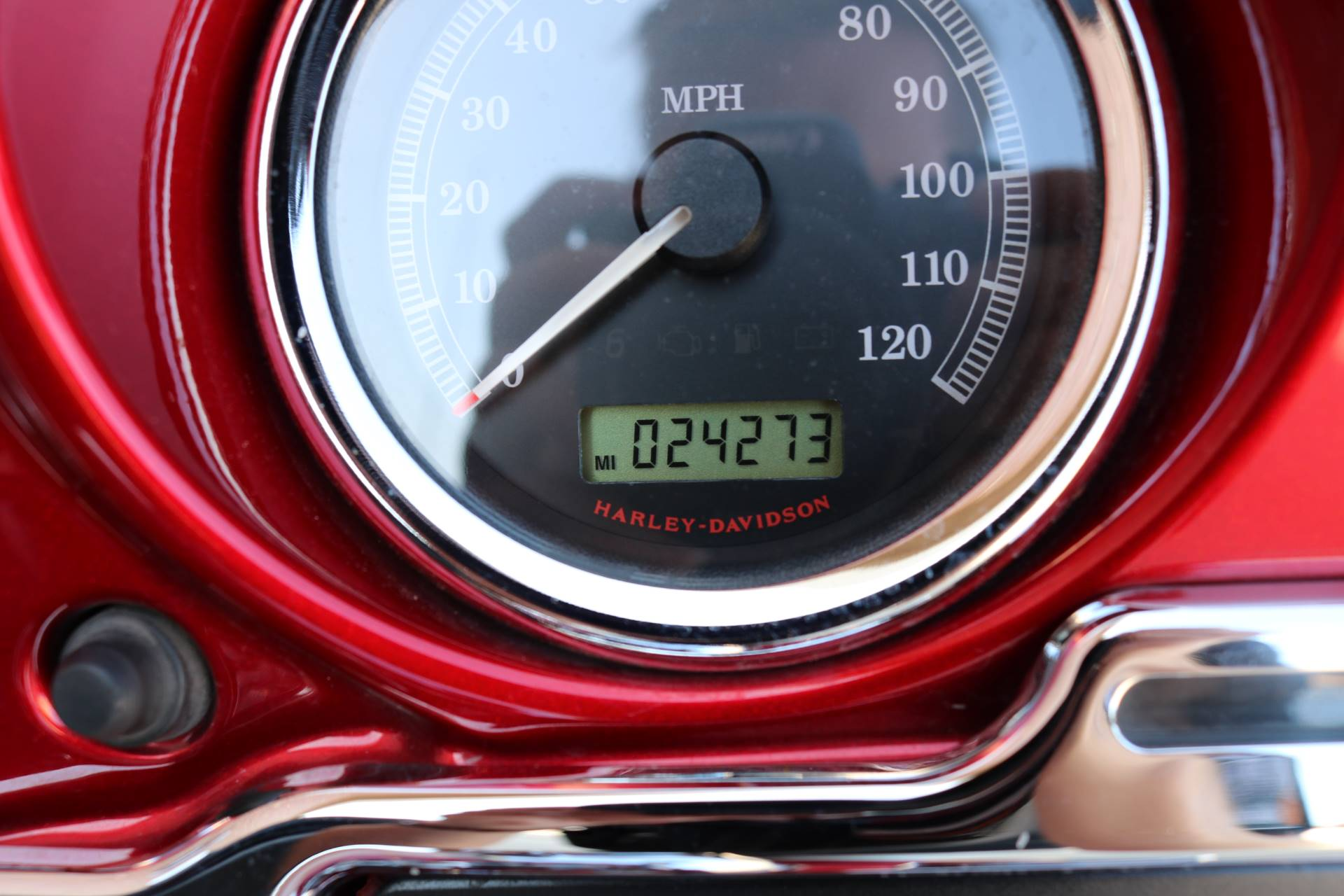 2013 Harley-Davidson Ultra Classic® Electra Glide® in Ames, Iowa - Photo 12