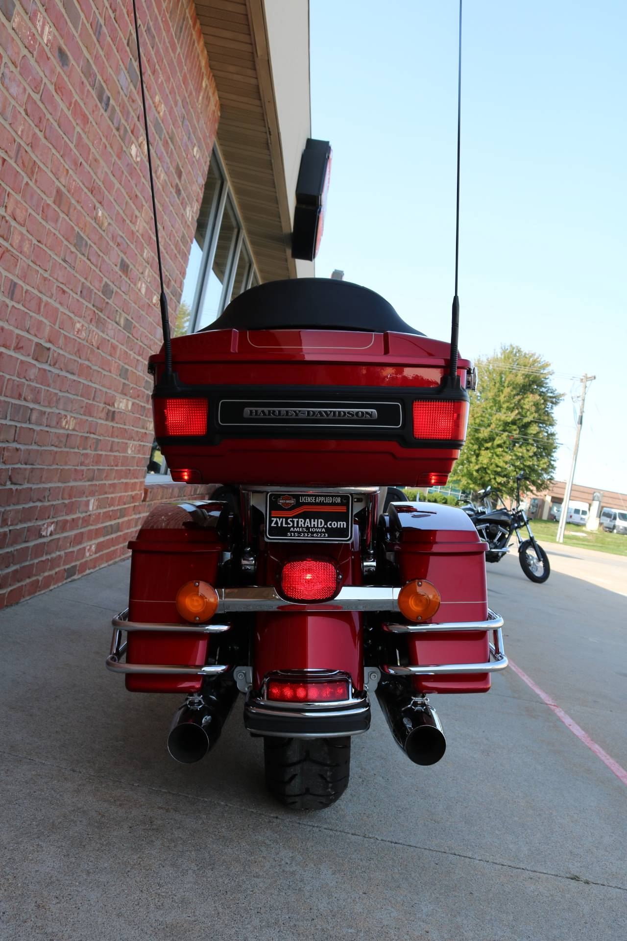2013 Harley-Davidson Ultra Classic® Electra Glide® in Ames, Iowa - Photo 14