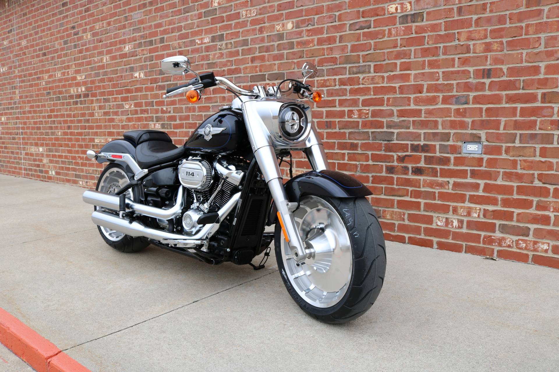 2019 Harley-Davidson Fat Boy® 114 in Ames, Iowa - Photo 7