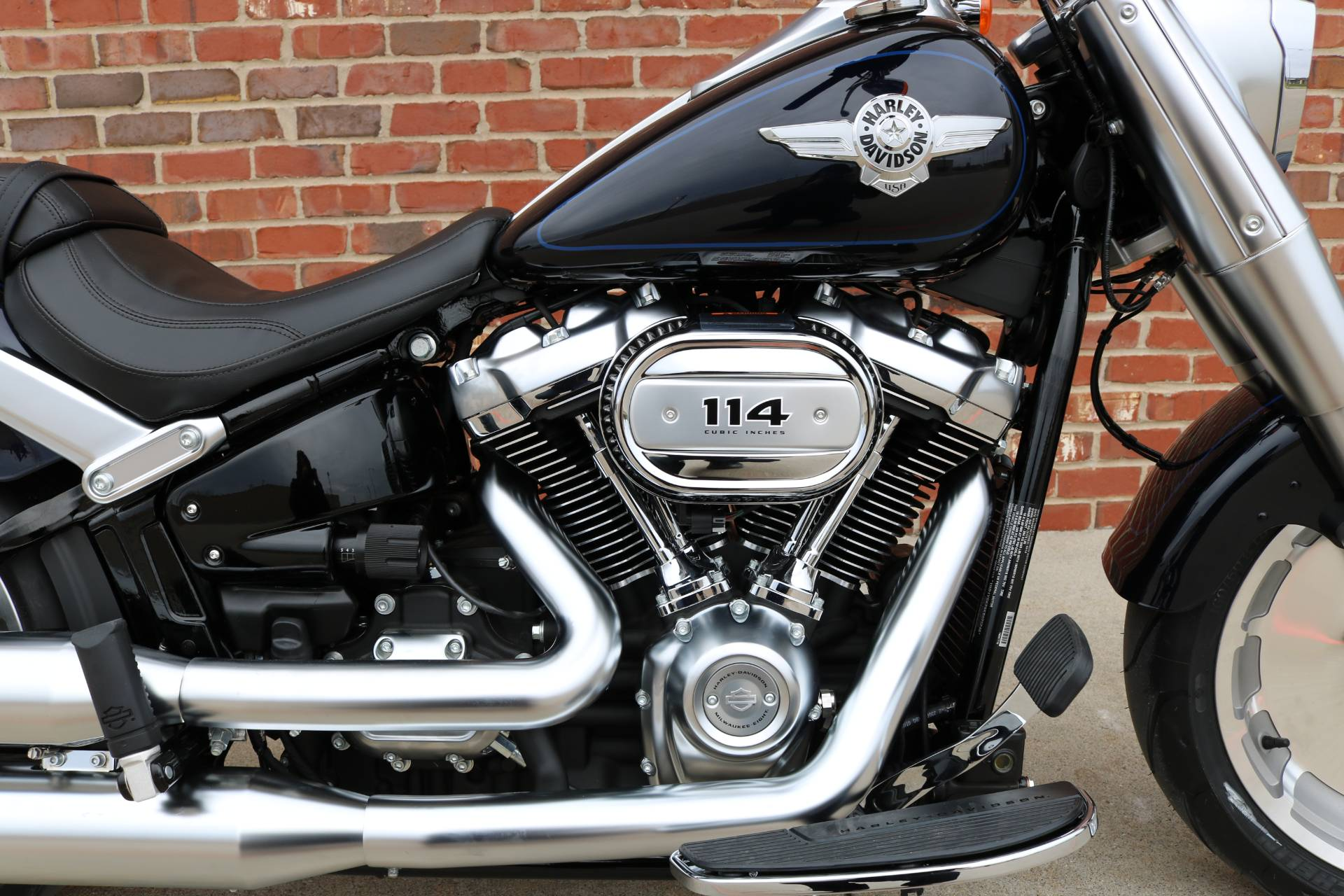 2019 Harley-Davidson Fat Boy® 114 in Ames, Iowa - Photo 2