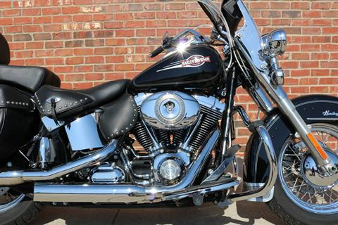 2007 Harley-Davidson FLSTC Heritage Softail® Classic Patriot Special Edition in Ames, Iowa - Photo 3