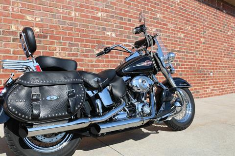 2007 Harley-Davidson FLSTC Heritage Softail® Classic Patriot Special Edition in Ames, Iowa - Photo 5