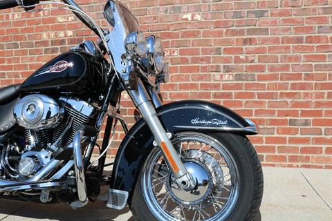 2007 Harley-Davidson FLSTC Heritage Softail® Classic Patriot Special Edition in Ames, Iowa - Photo 8