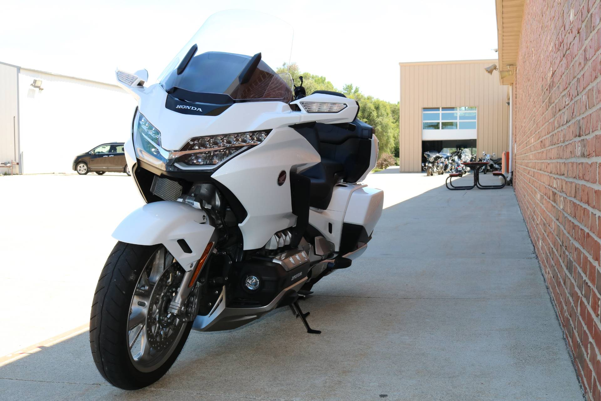 2018 Honda Gold Wing Tour Automatic DCT in Ames, Iowa - Photo 5