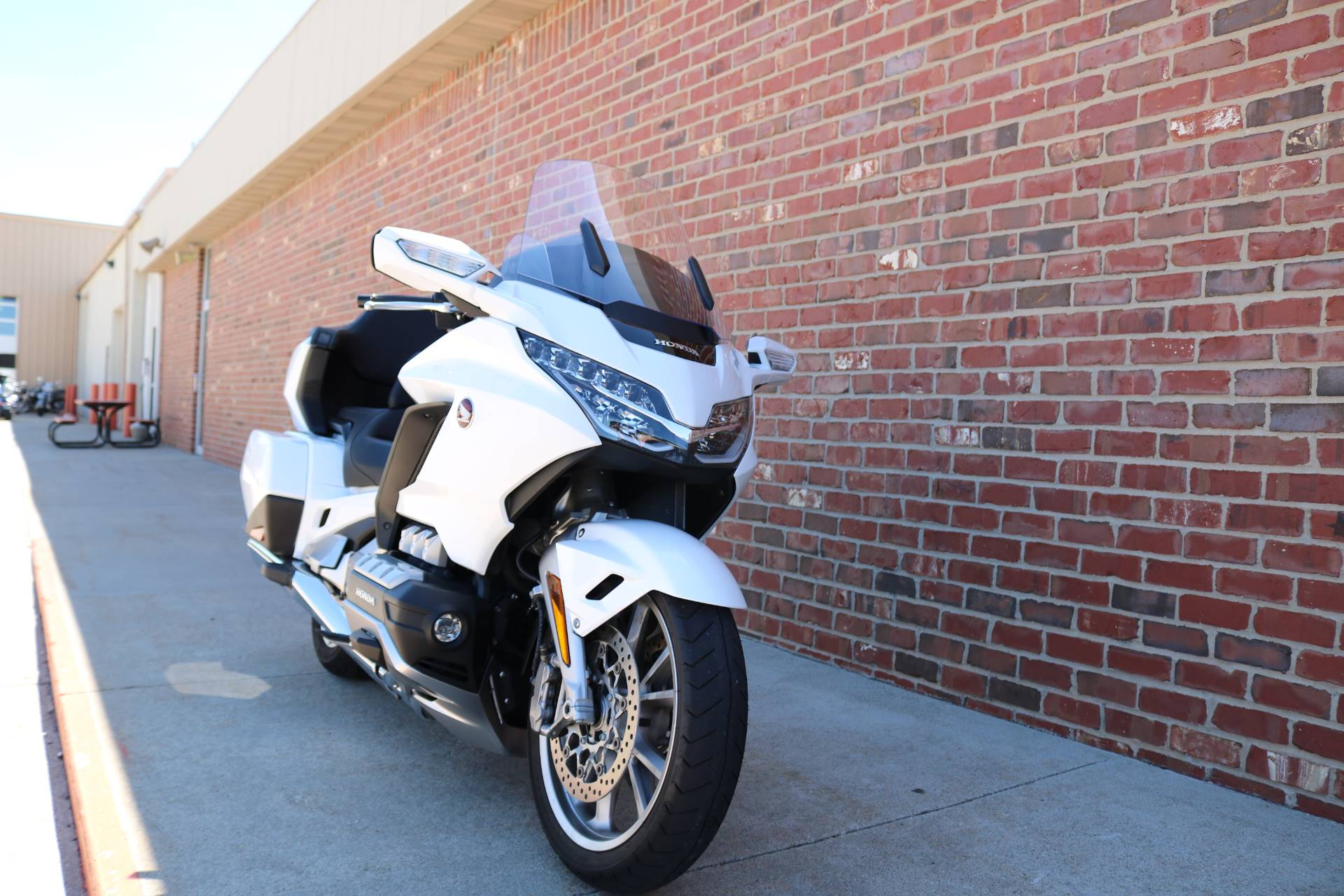 2018 Honda Gold Wing Tour Automatic DCT in Ames, Iowa - Photo 7